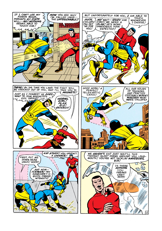 Uncanny X-Men (1963) 8 Page 13