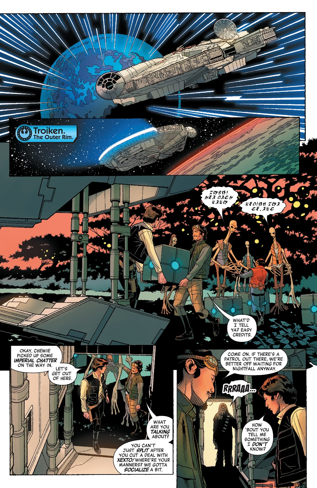 Read online Star Wars: Age of Rebellion - Heroes comic -  Issue # TPB - 38