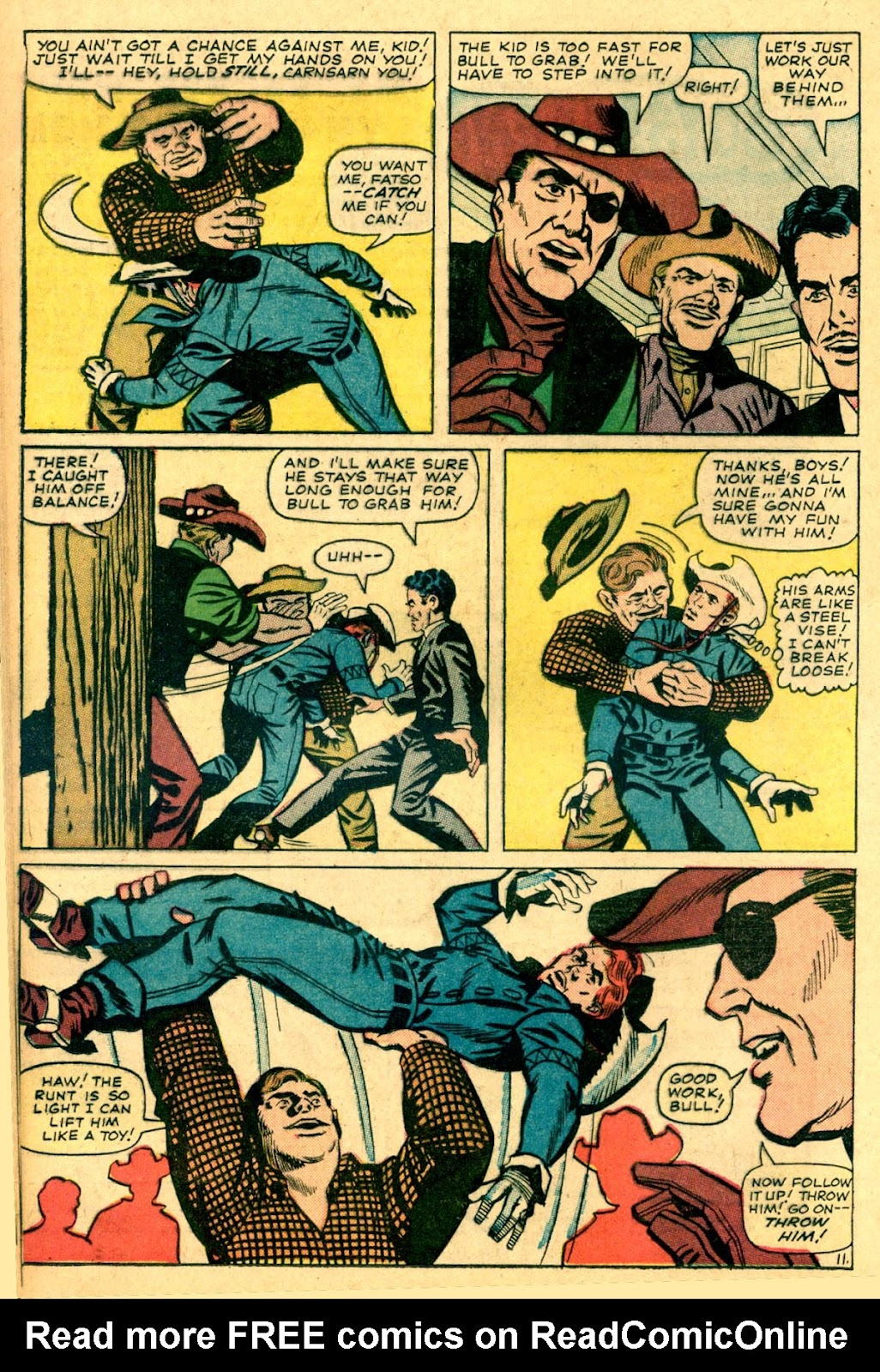 The Rawhide Kid (1955) issue 43 - Page 16