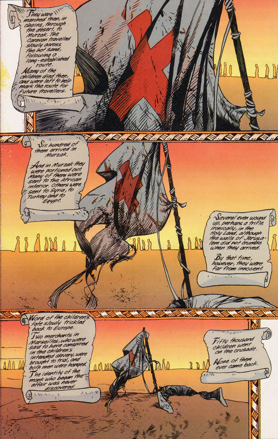 Read online The Children's Crusade comic -  Issue #1 - 16