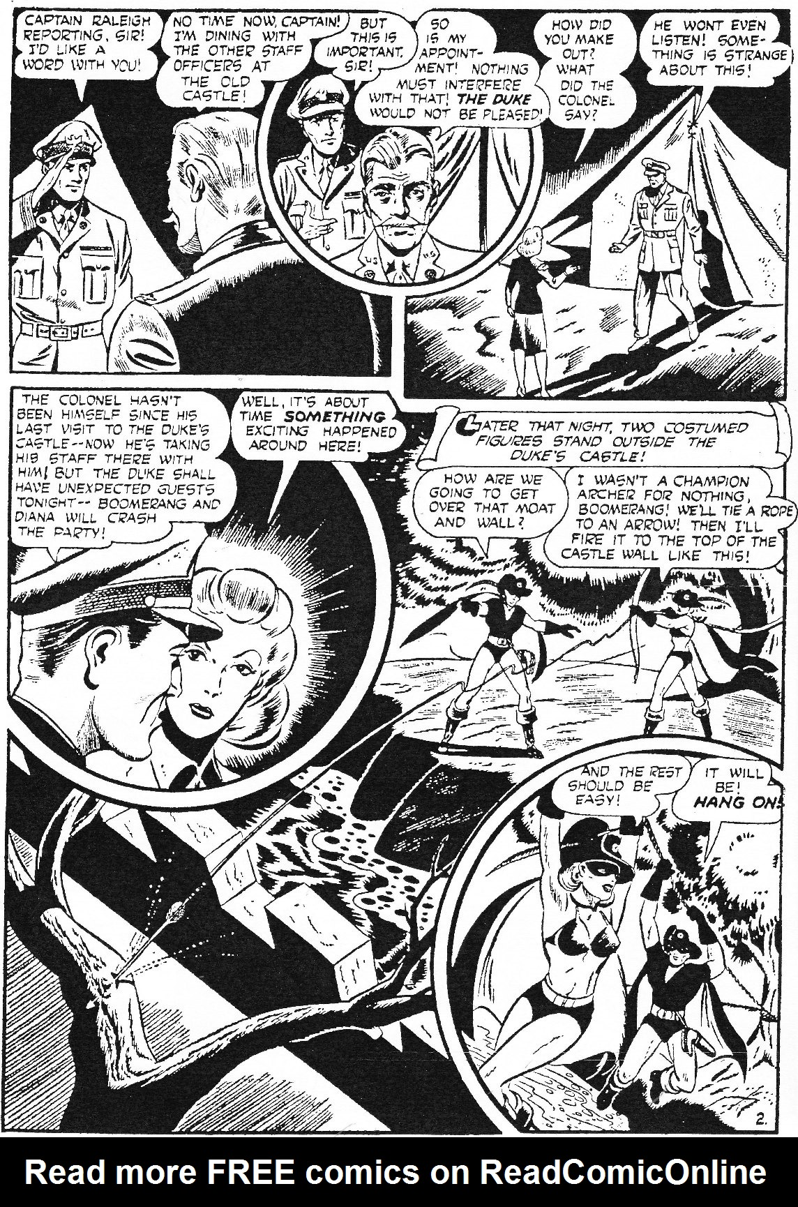 Read online Men of Mystery Comics comic -  Issue #74 - 18