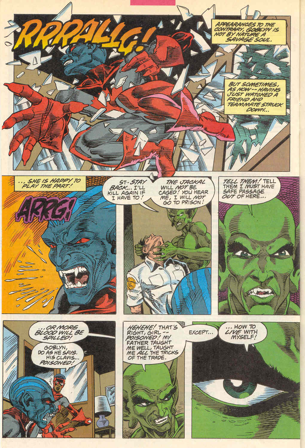 Read online Alpha Flight (1983) comic -  Issue #114 - 19
