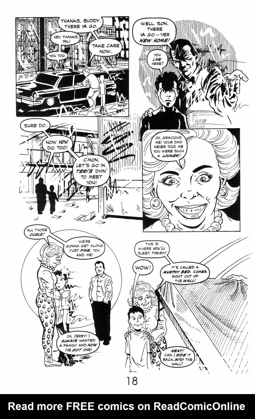 Read online A Touch of Silver comic -  Issue #4 - 20