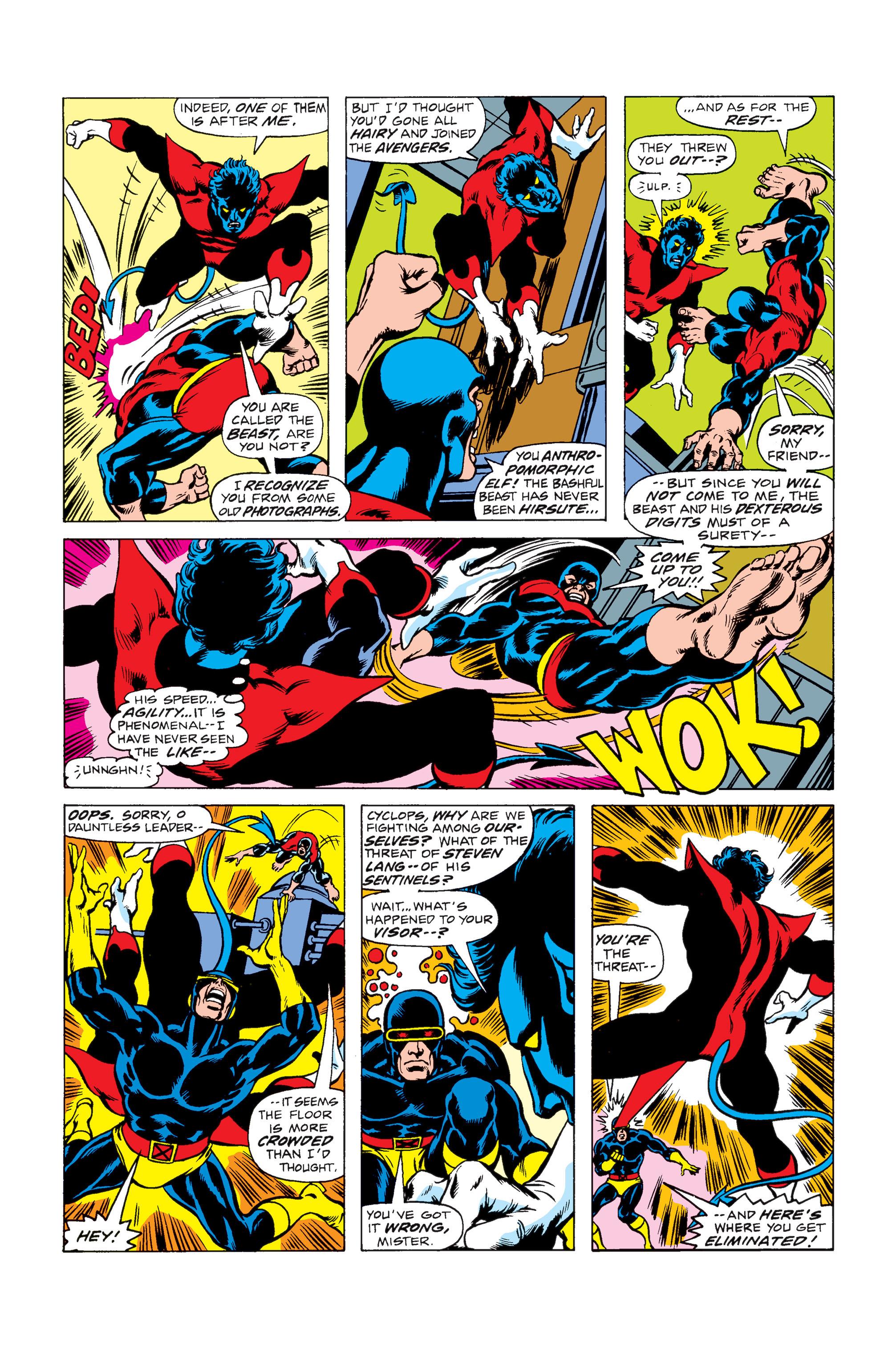 Uncanny X-Men (1963) 100 Page 3