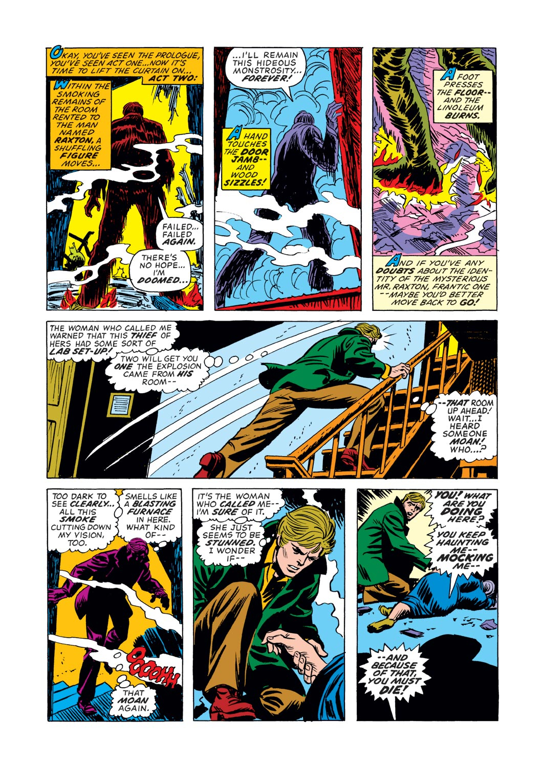 The Amazing Spider-Man (1963) 132 Page 8