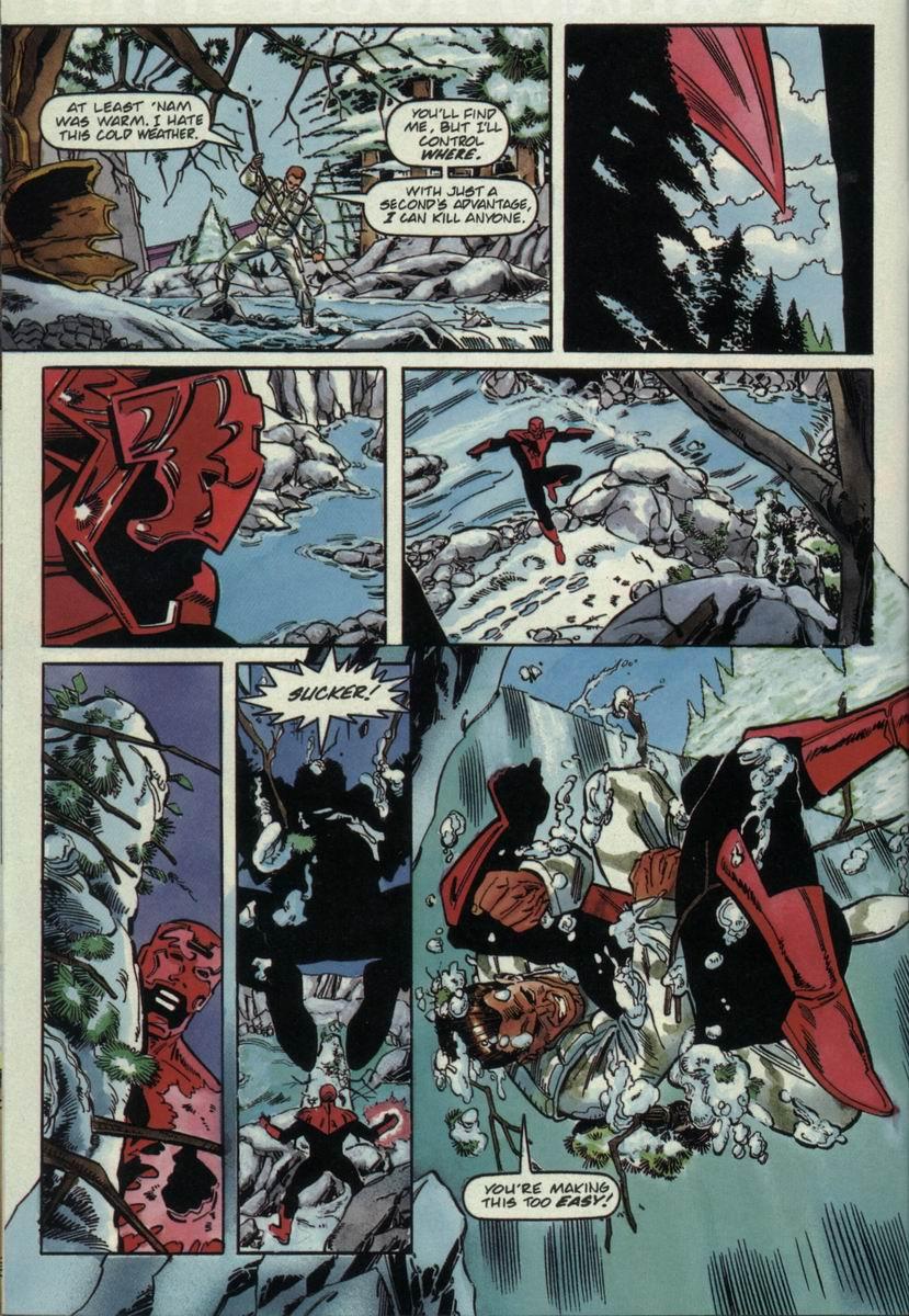 Read online Harbinger Files comic -  Issue #2 - 13