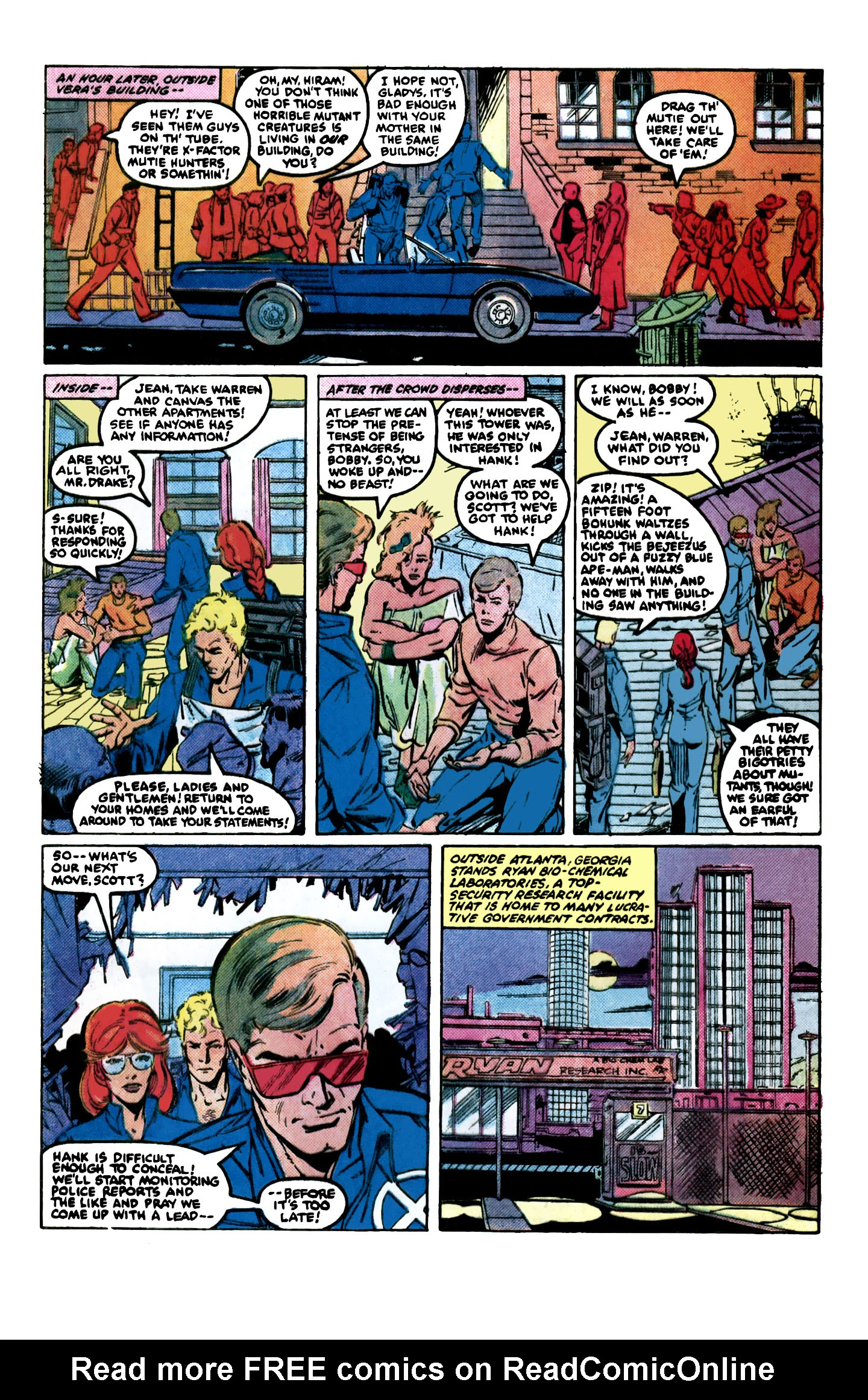 Read online X-Factor (1986) comic -  Issue #2 - 16