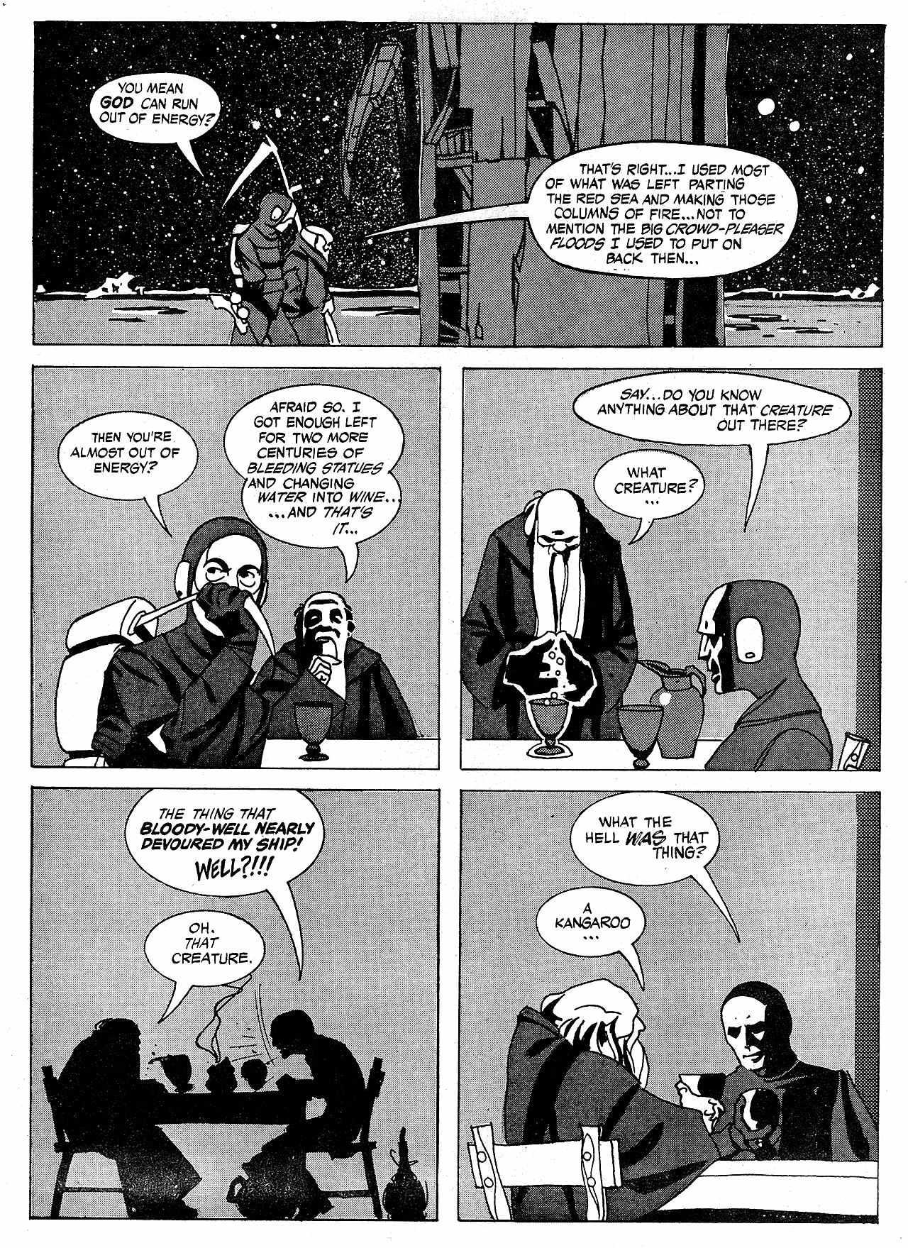 Read online Star*Reach comic -  Issue #7 - 8