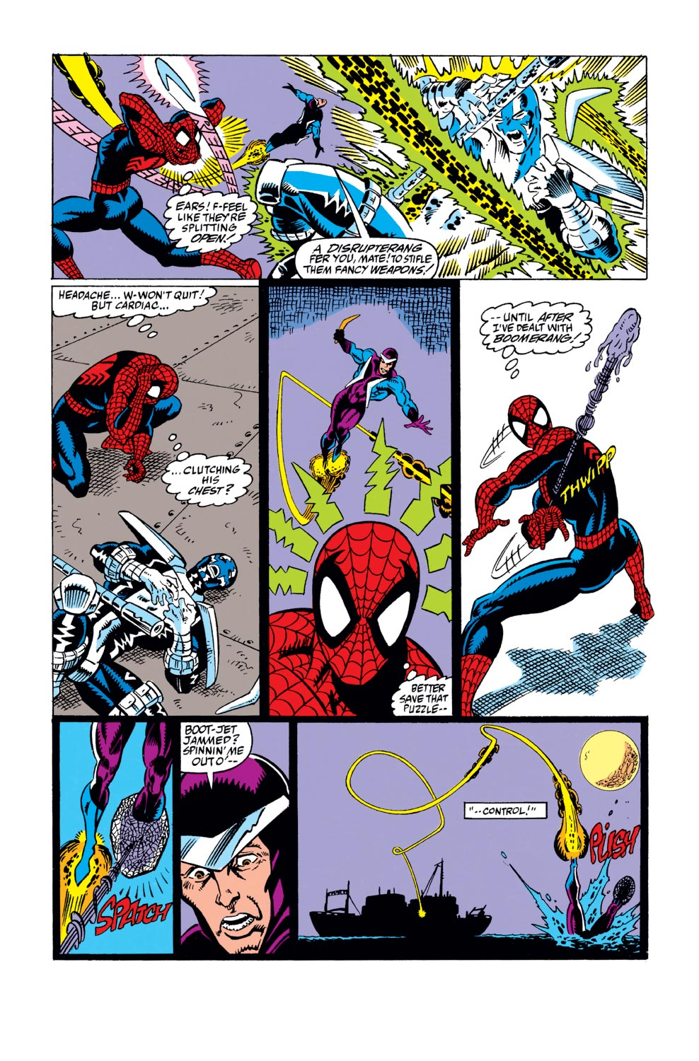 The Amazing Spider-Man (1963) 345 Page 19