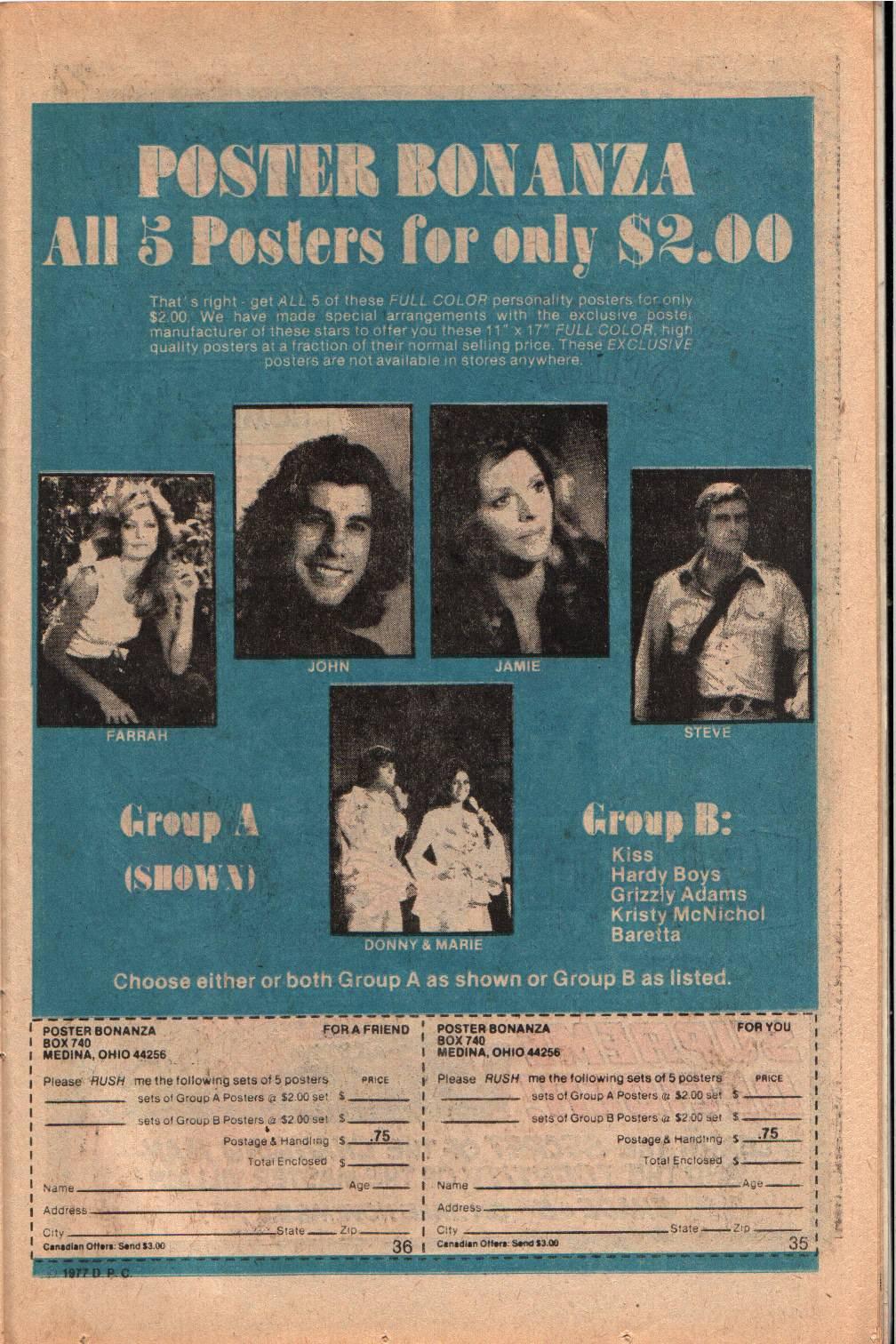 Read online Shazam! (1973) comic -  Issue #33 - 23