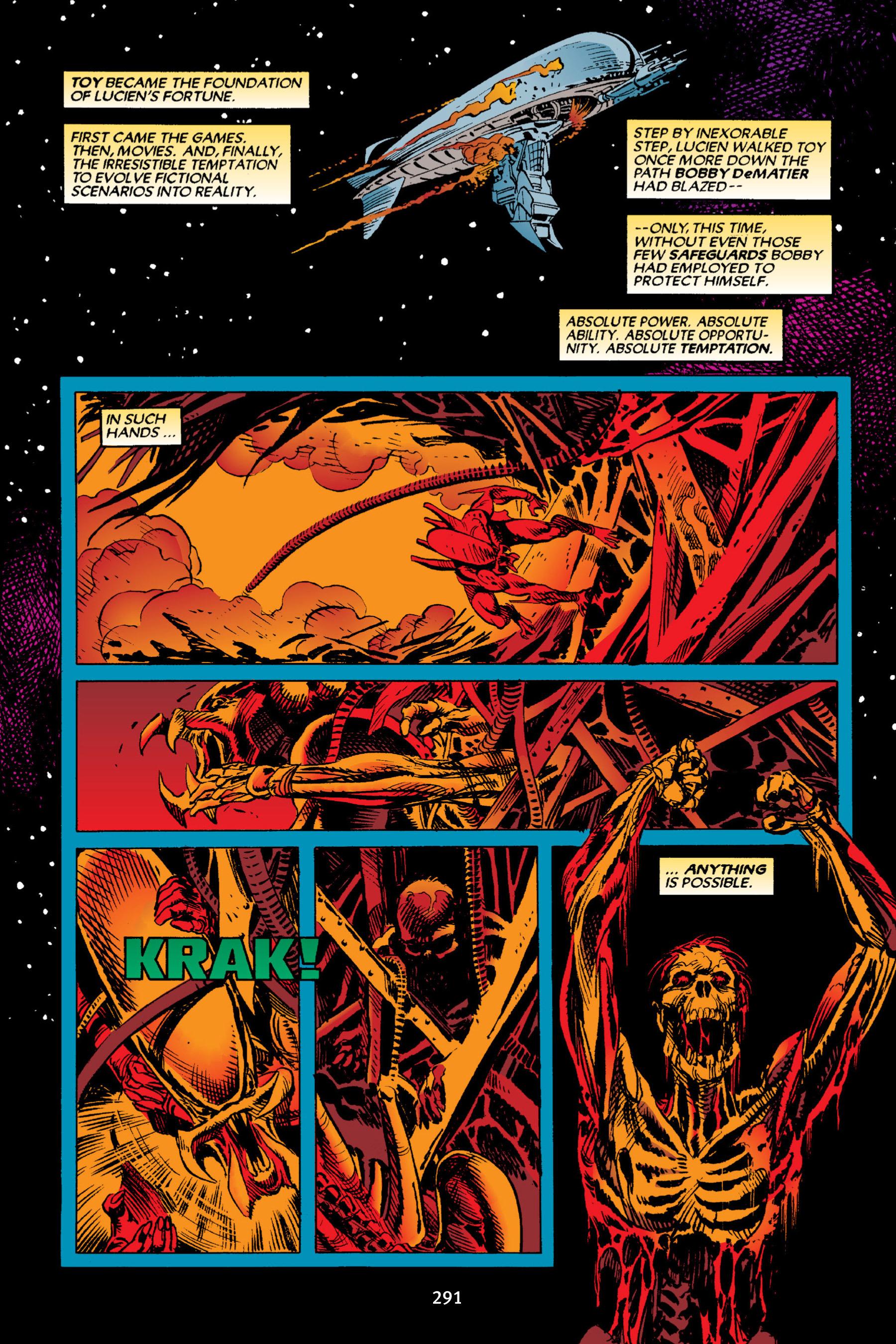 Read online Aliens vs. Predator Omnibus comic -  Issue # _TPB 2 Part 3 - 66