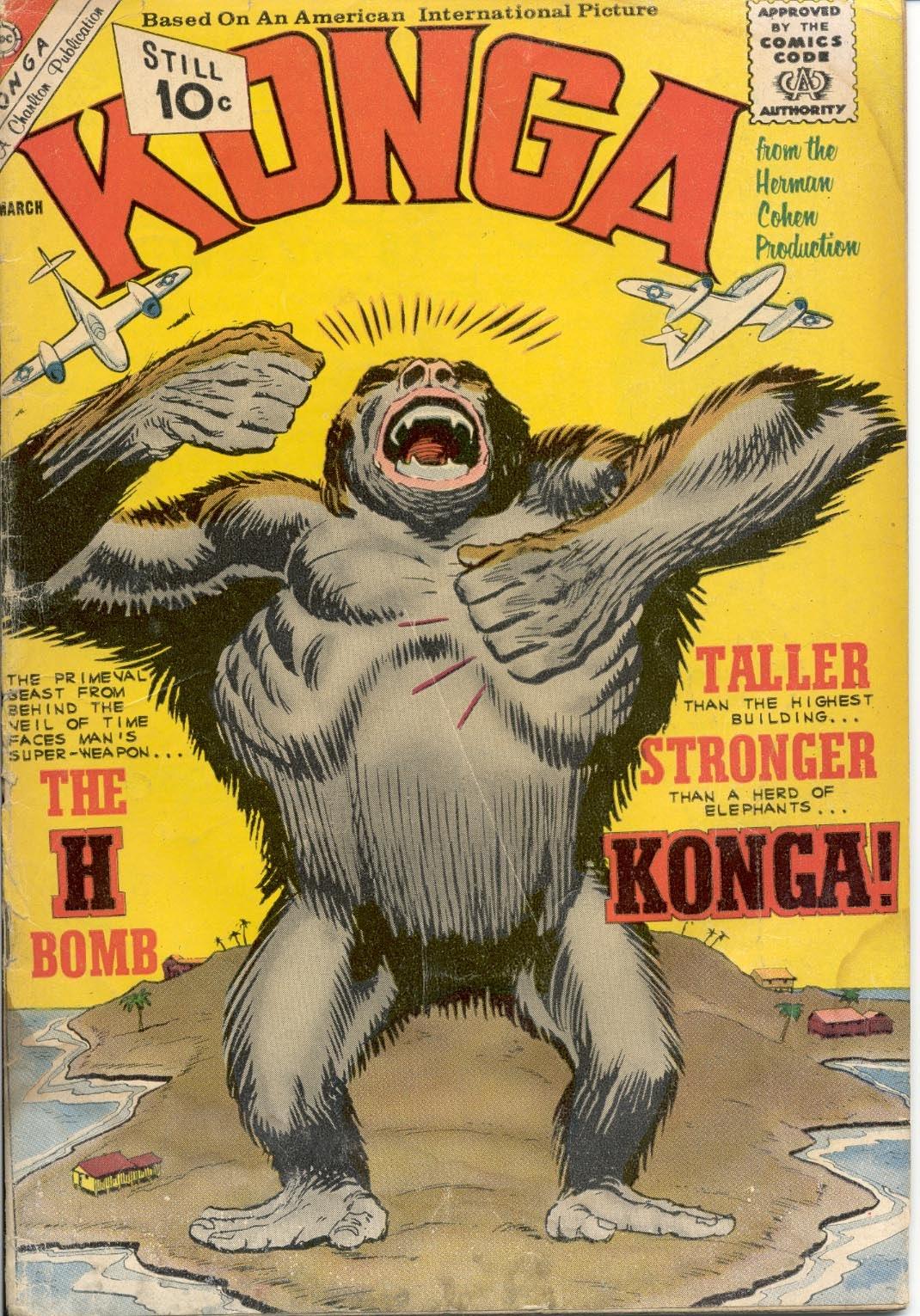 Konga 5 Page 1