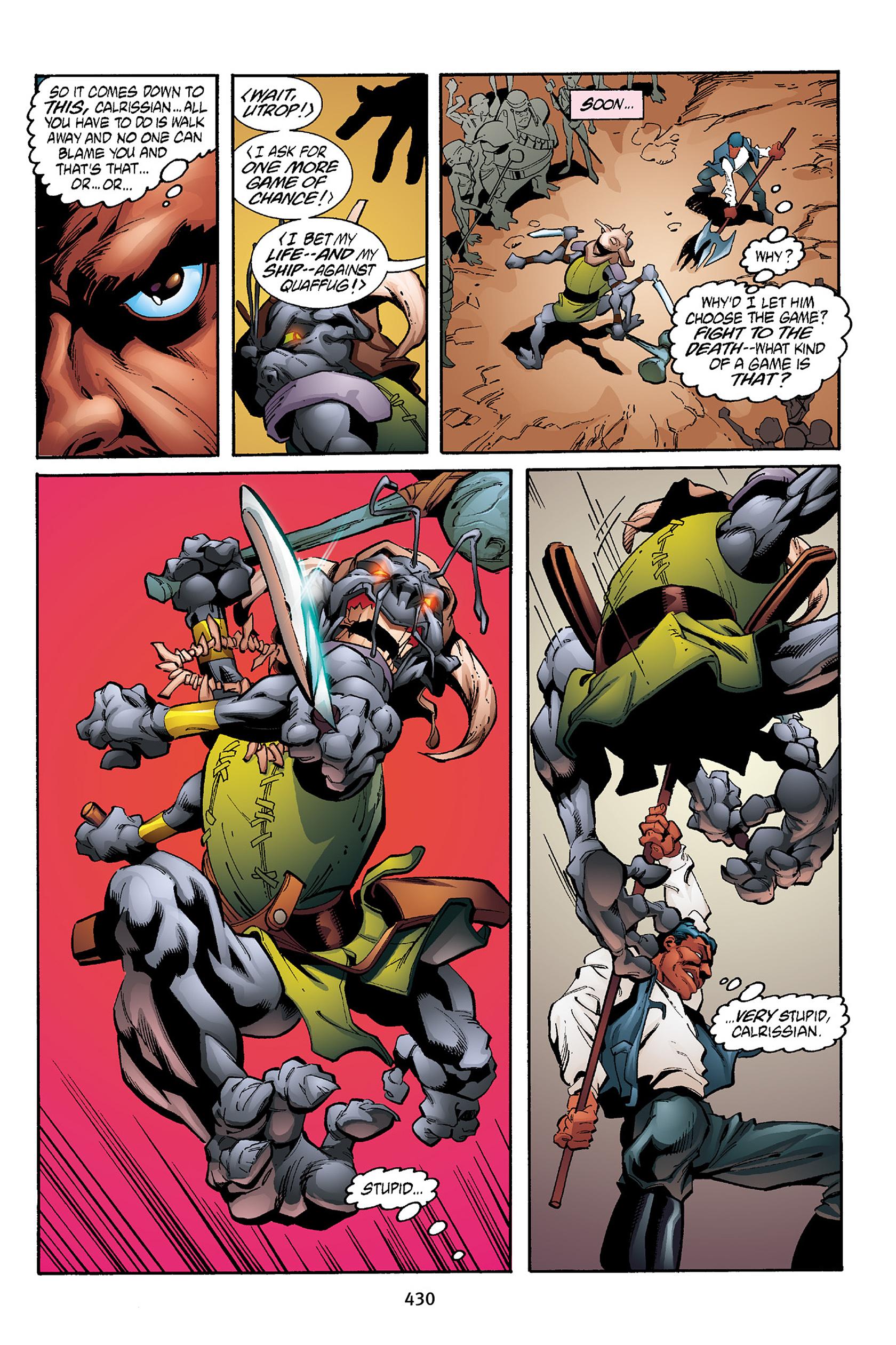 Read online Star Wars Omnibus comic -  Issue # Vol. 30 - 421