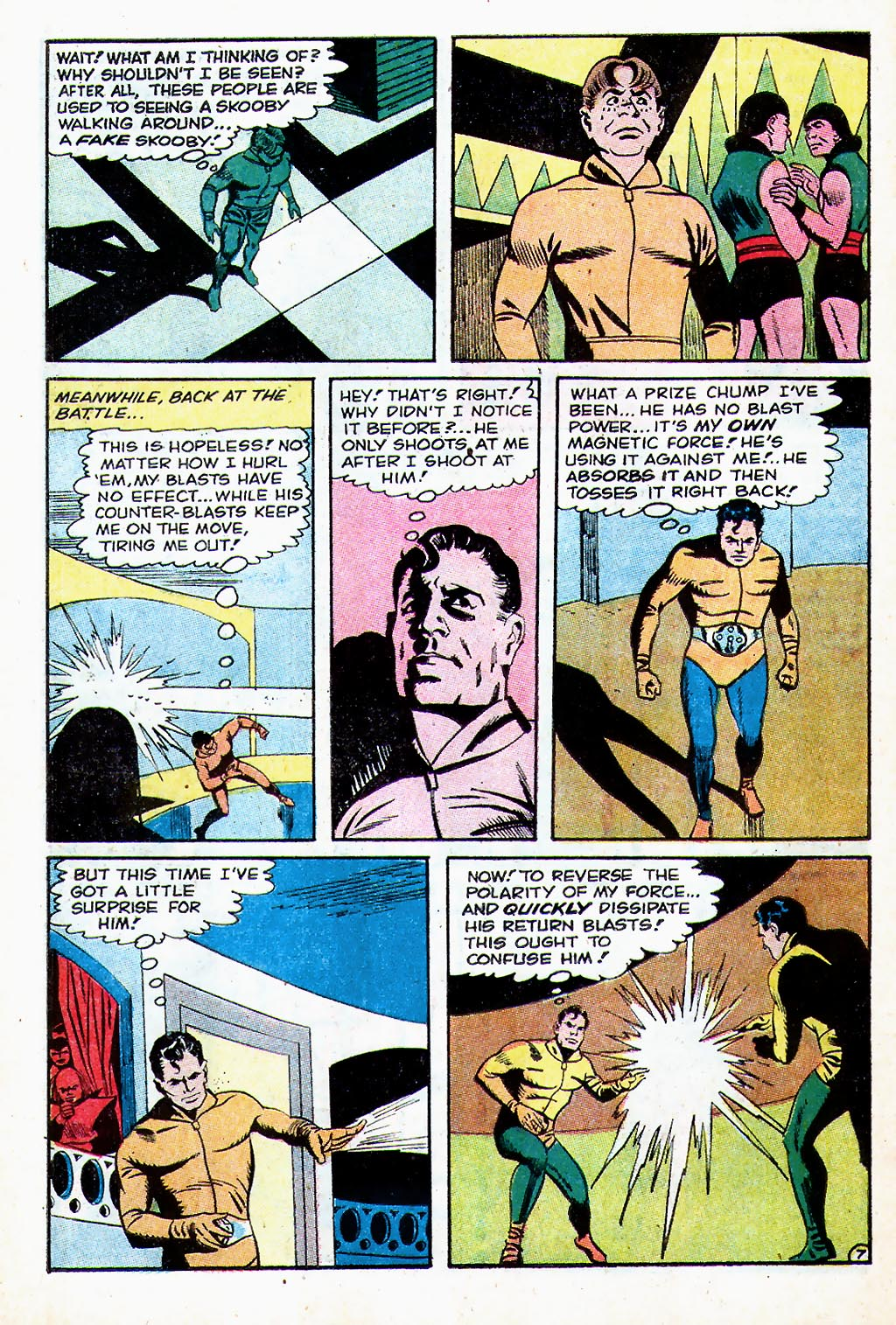 T.H.U.N.D.E.R. Agents (1965) issue 13 - Page 52