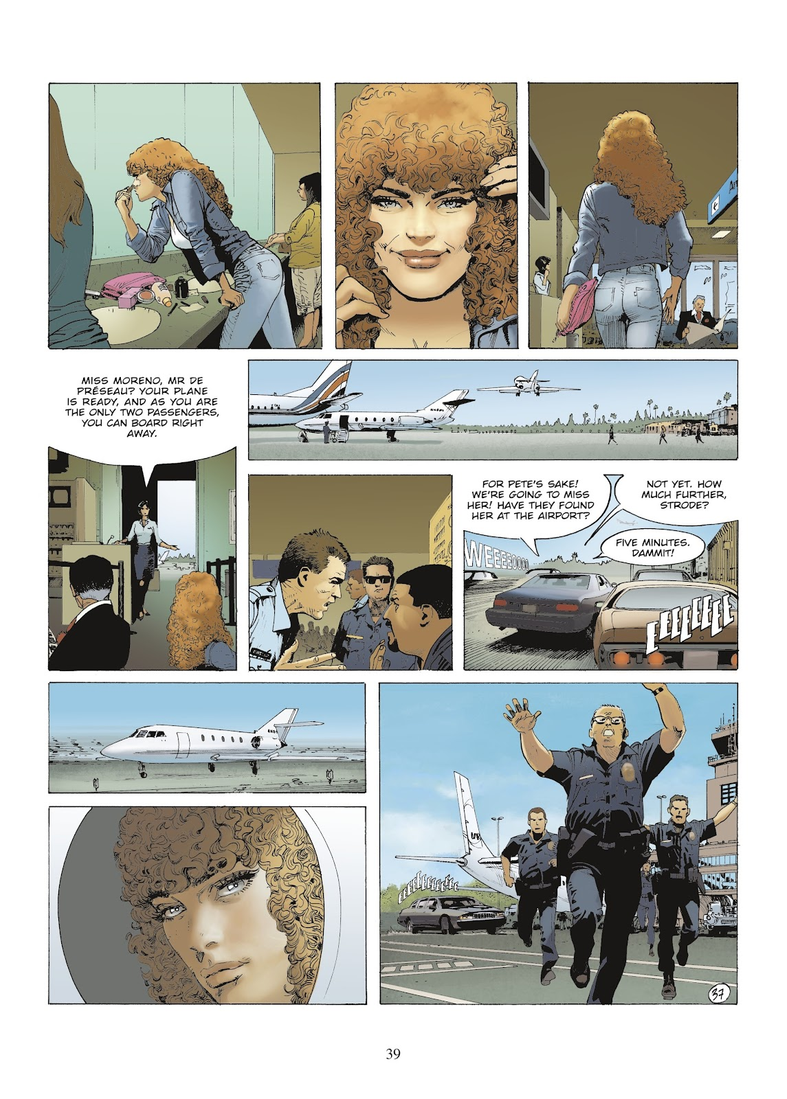 XIII Mystery issue 9 - Page 41