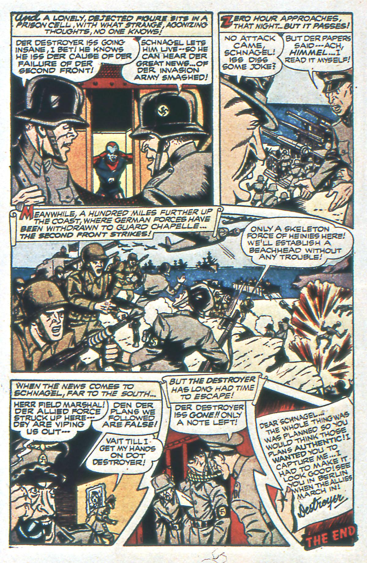 Read online All-Winners Comics comic -  Issue #12 - 48