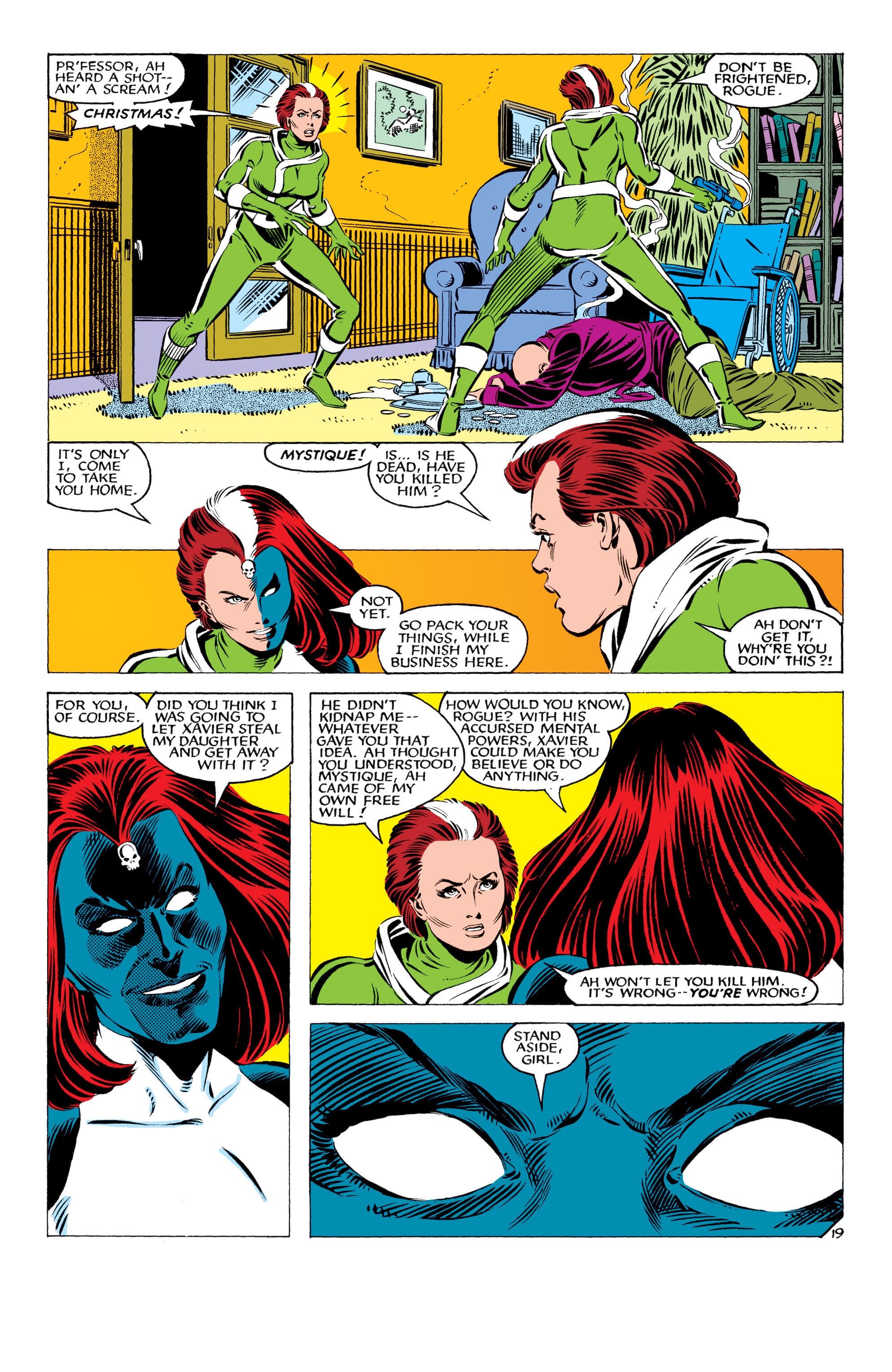Read online Uncanny X-Men (1963) comic -  Issue #178 - 20