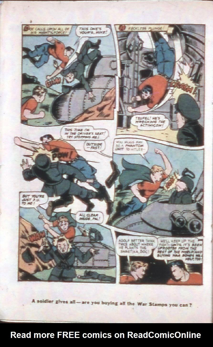 Read online America's Best Comics comic -  Issue #11 - 28