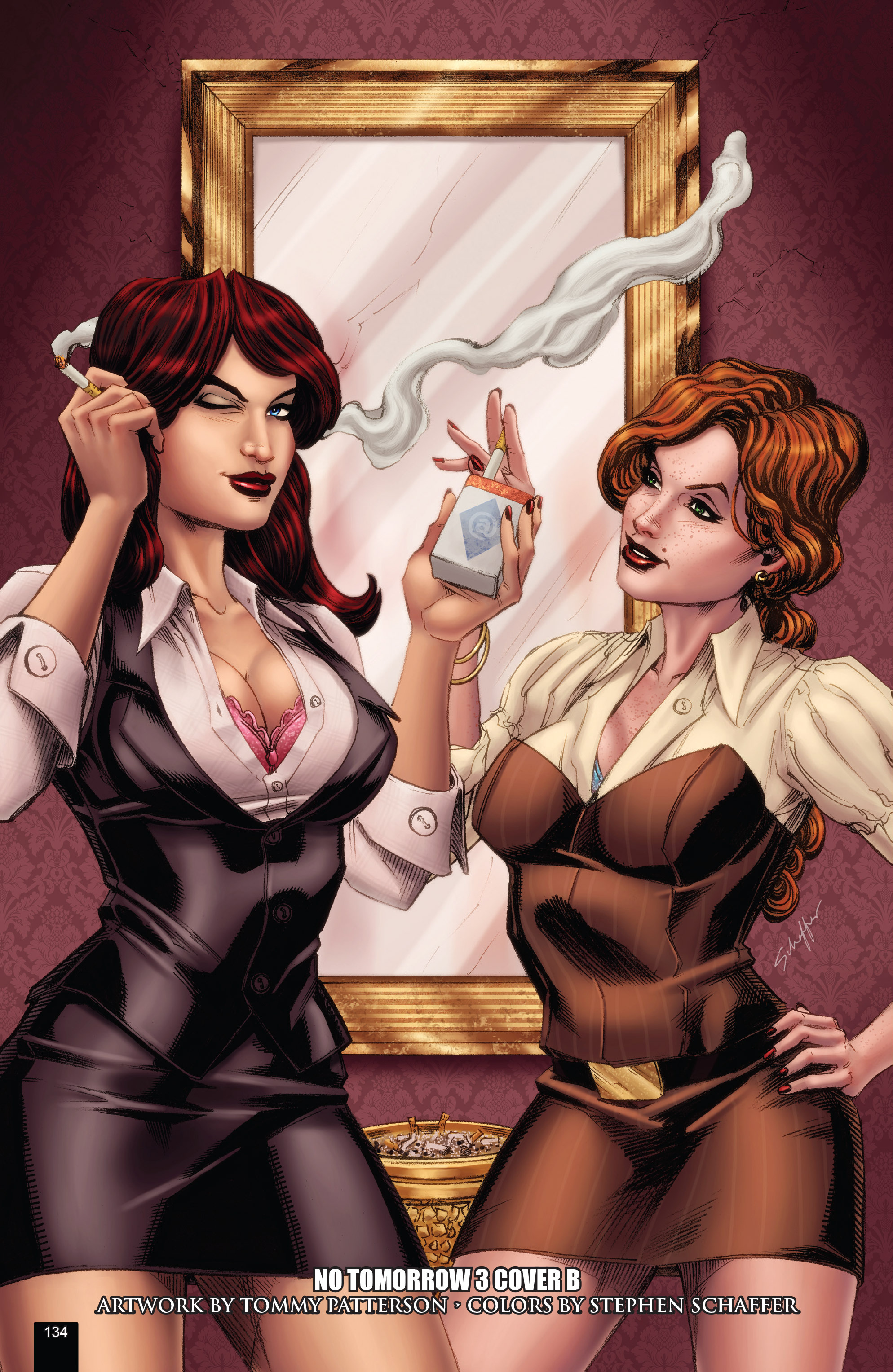 Read online Grimm Fairy Tales presents No Tomorrow comic -  Issue # TPB - 124