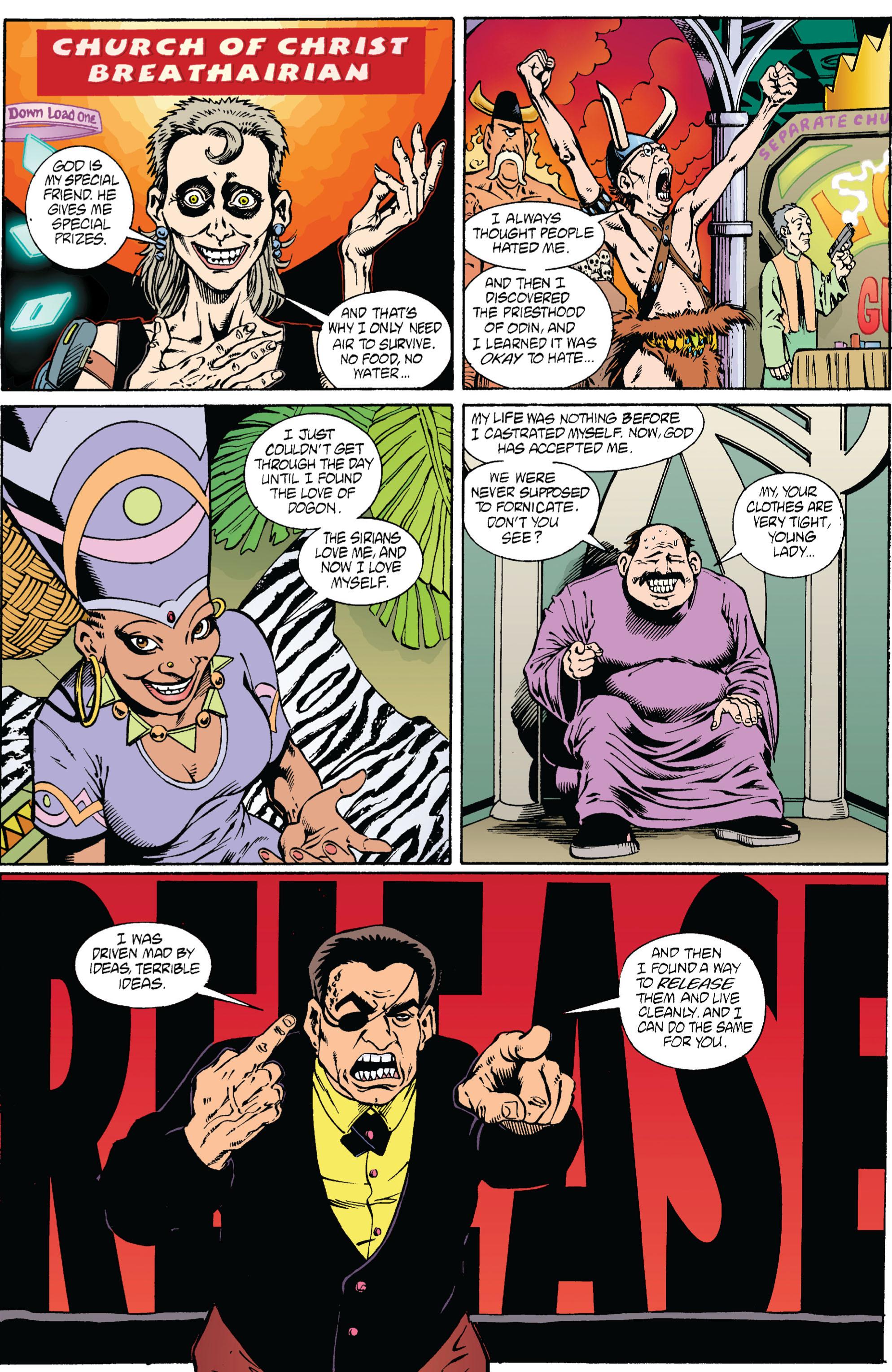 Read online Transmetropolitan comic -  Issue #6 - 18