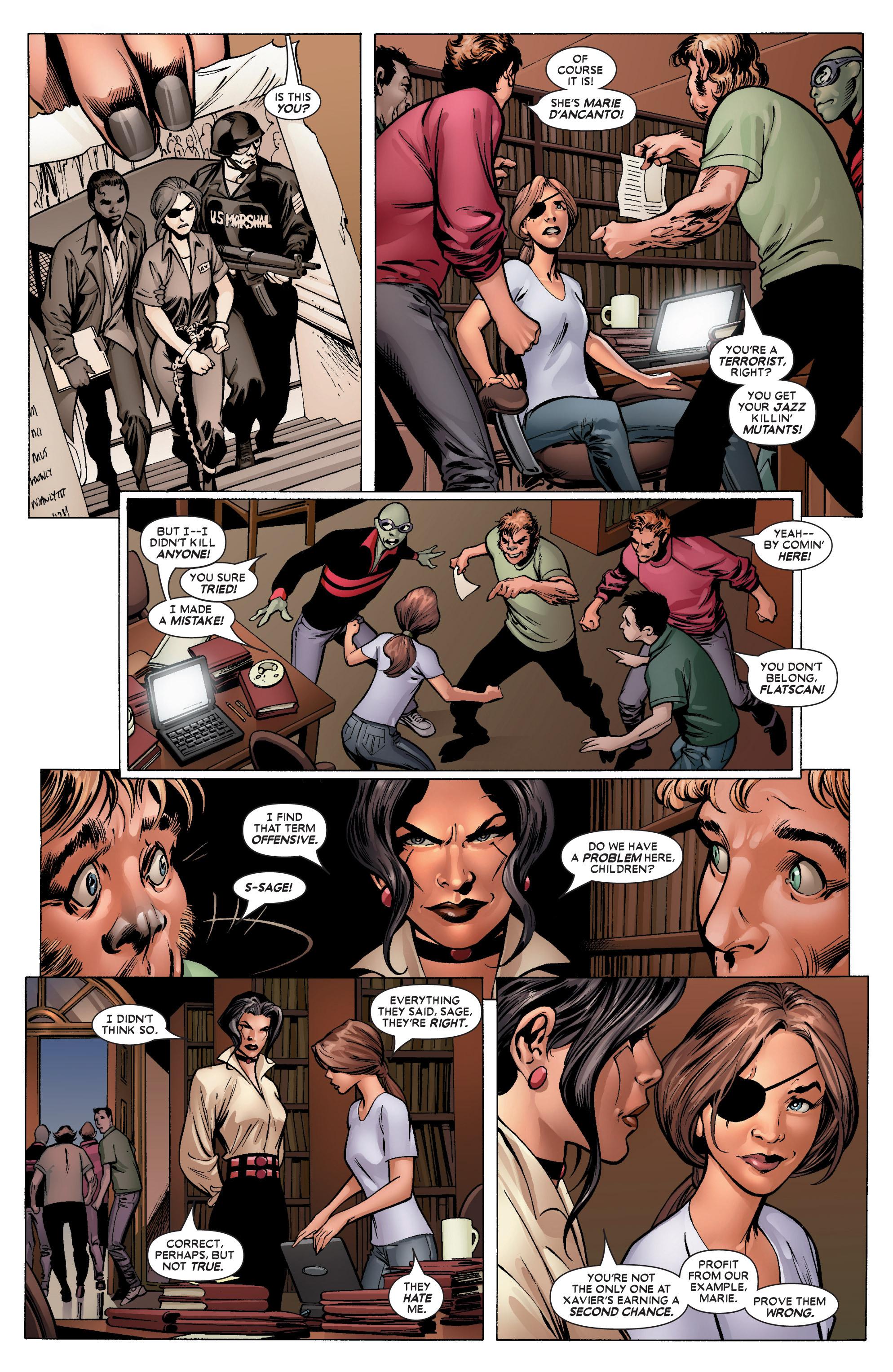 Read online Uncanny X-Men (1963) comic -  Issue #450 - 12