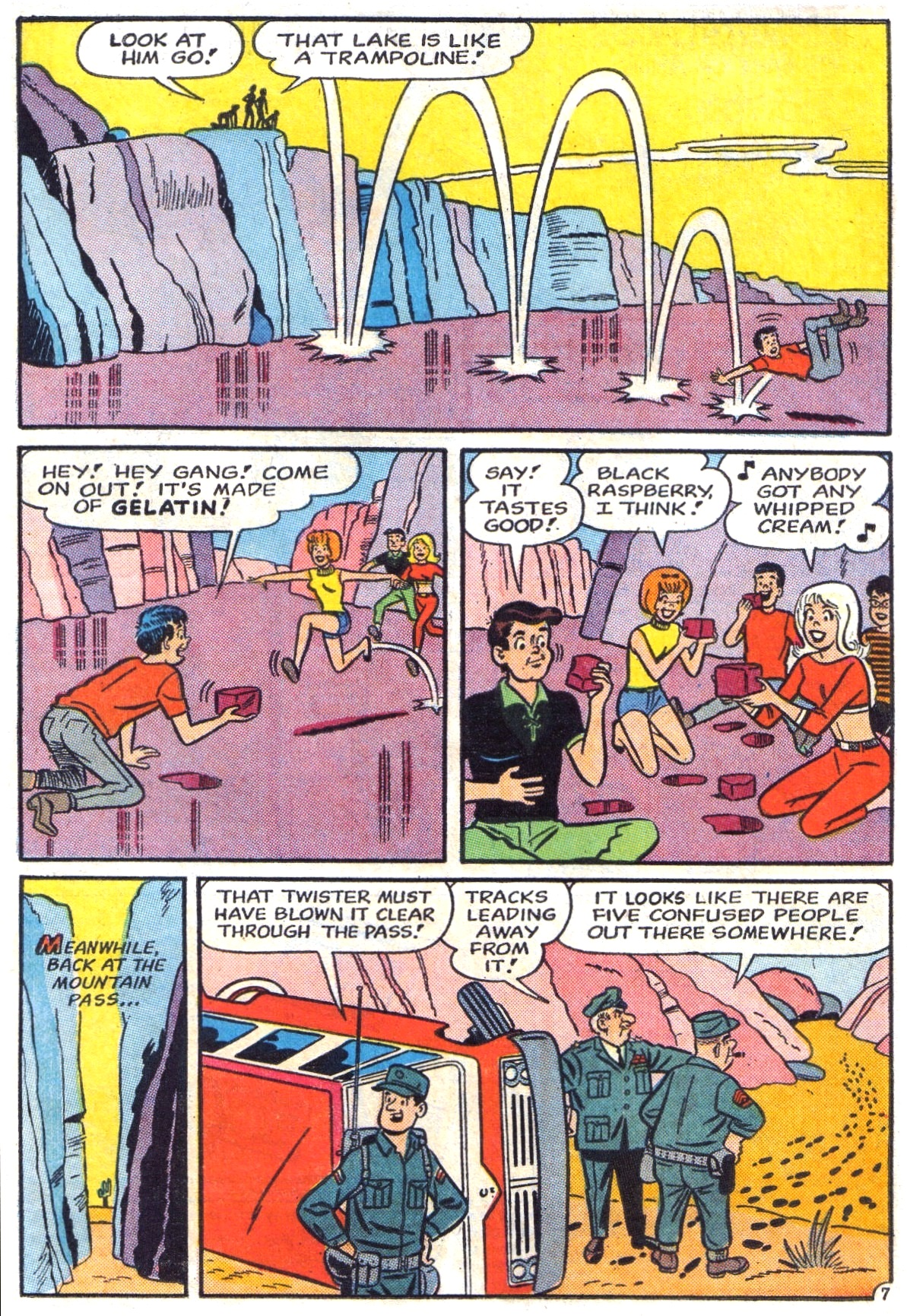 Read online She's Josie comic -  Issue #15 - 10