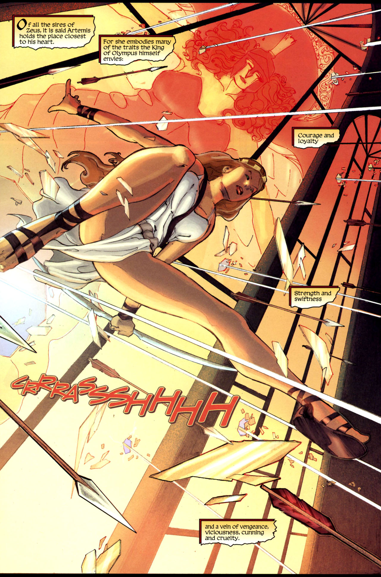 Read online Wrath of the Titans comic -  Issue #3 - 16