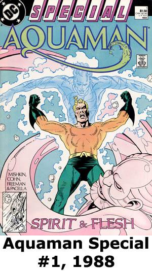 Read online Aquaman Special comic -  Issue #Aquaman Special Full - 1