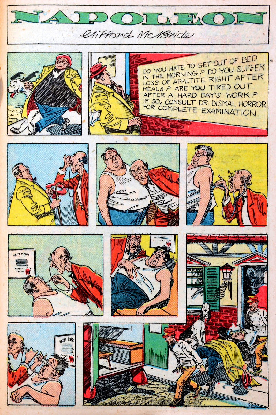 Read online Famous Funnies comic -  Issue #194 - 46