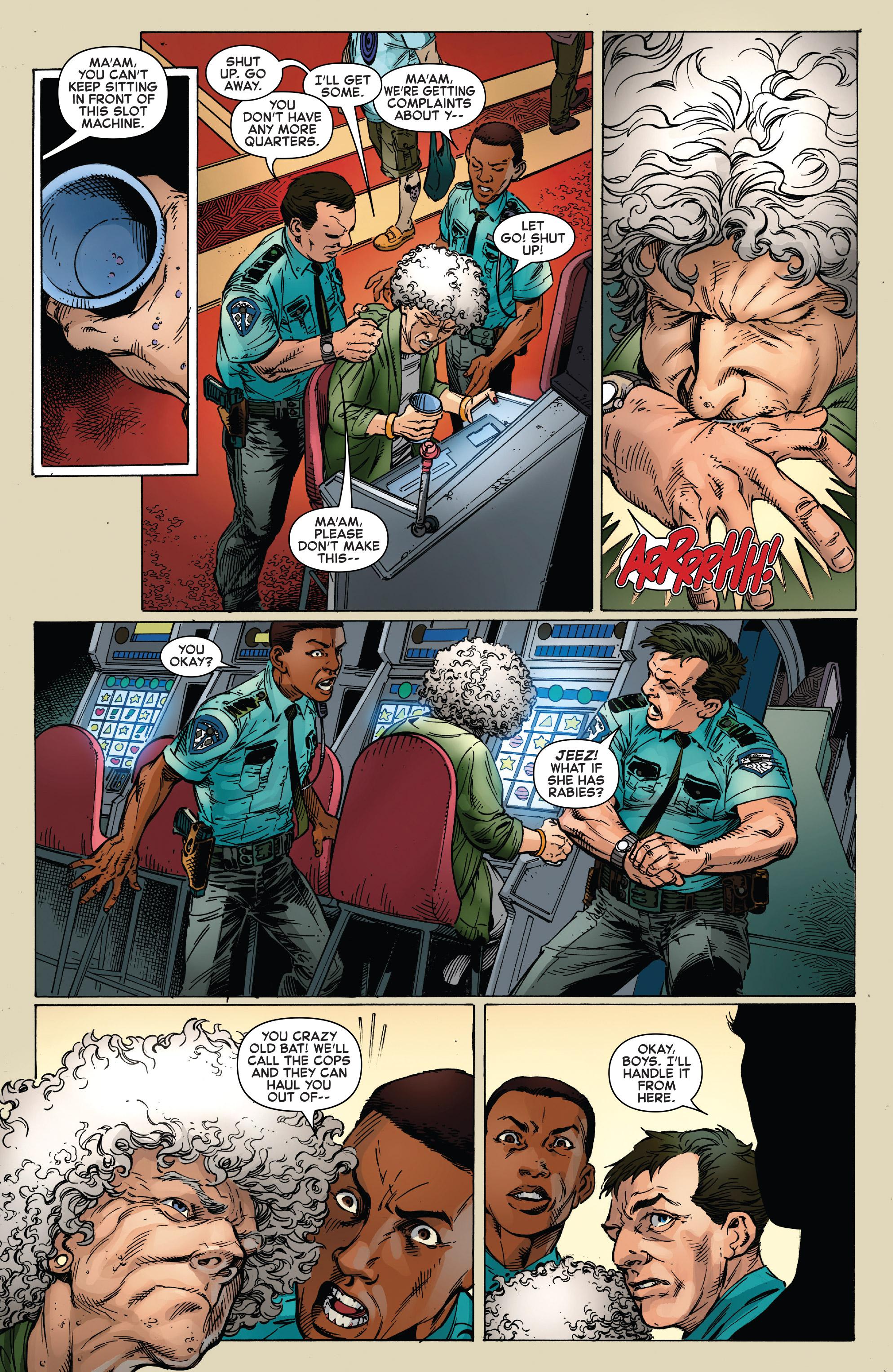 Read online Ben Reilly: Scarlet Spider comic -  Issue #2 - 18