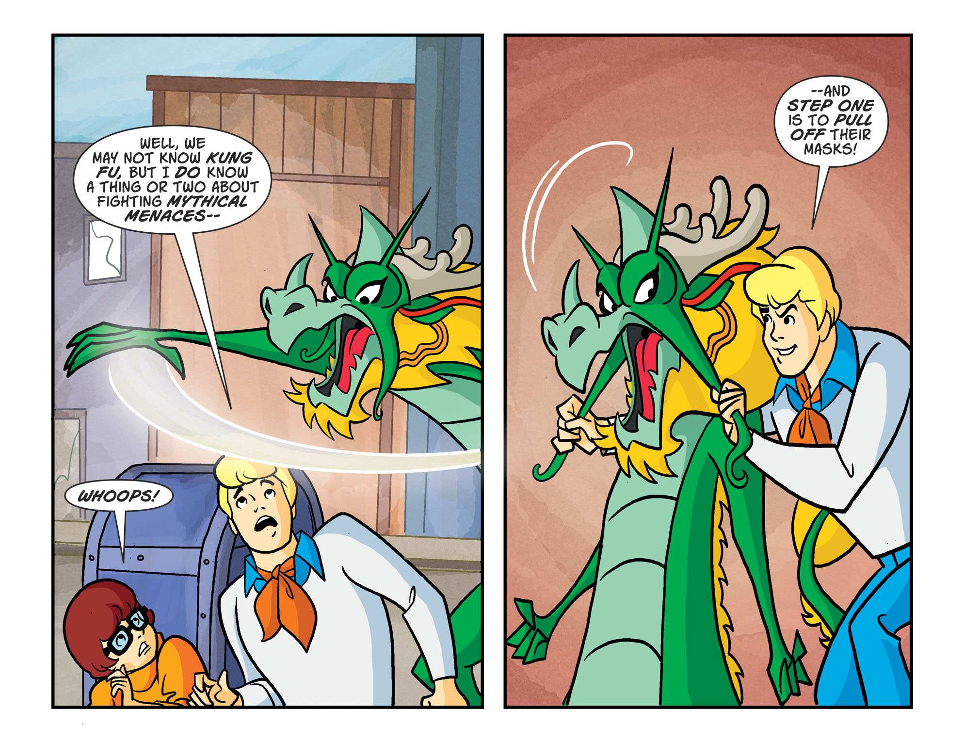 Read online Scooby-Doo! Team-Up comic -  Issue #52 - 10