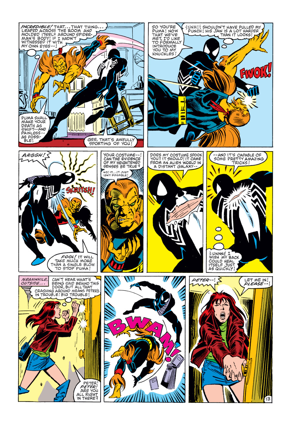 The Amazing Spider-Man (1963) 257 Page 13