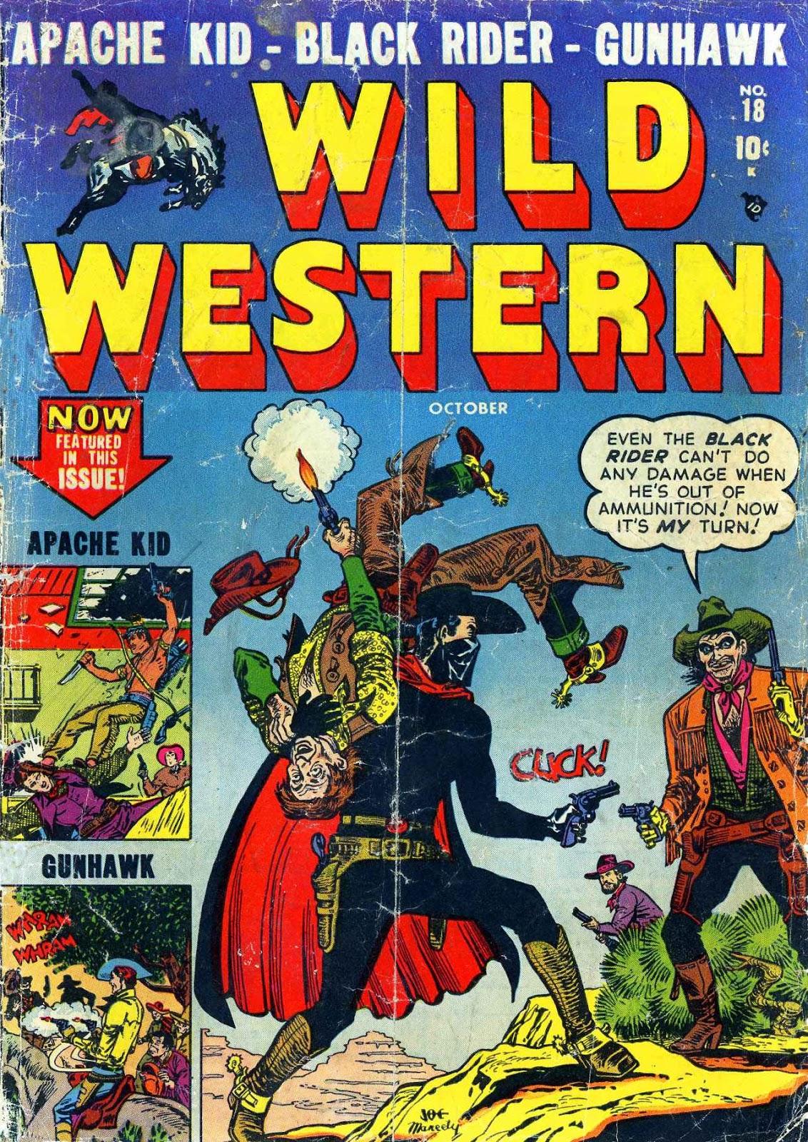 Wild Western 18 Page 1