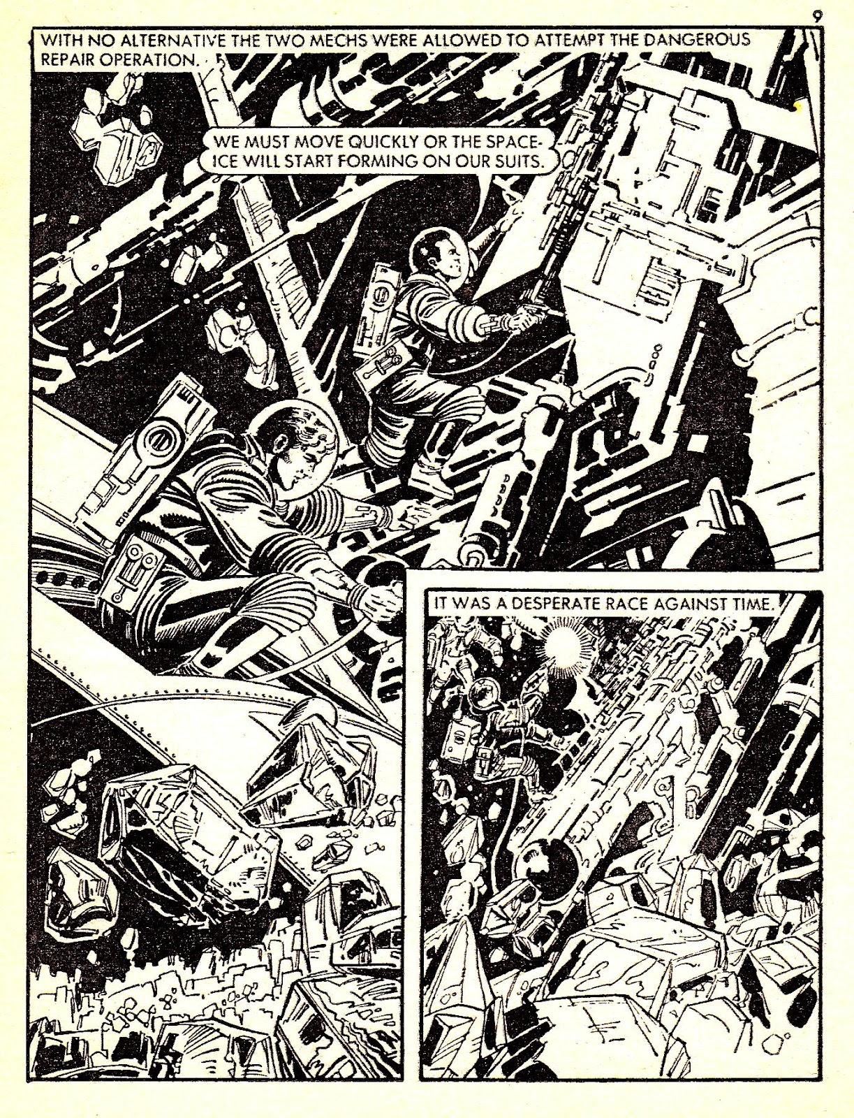 Starblazer issue 140 - Page 9