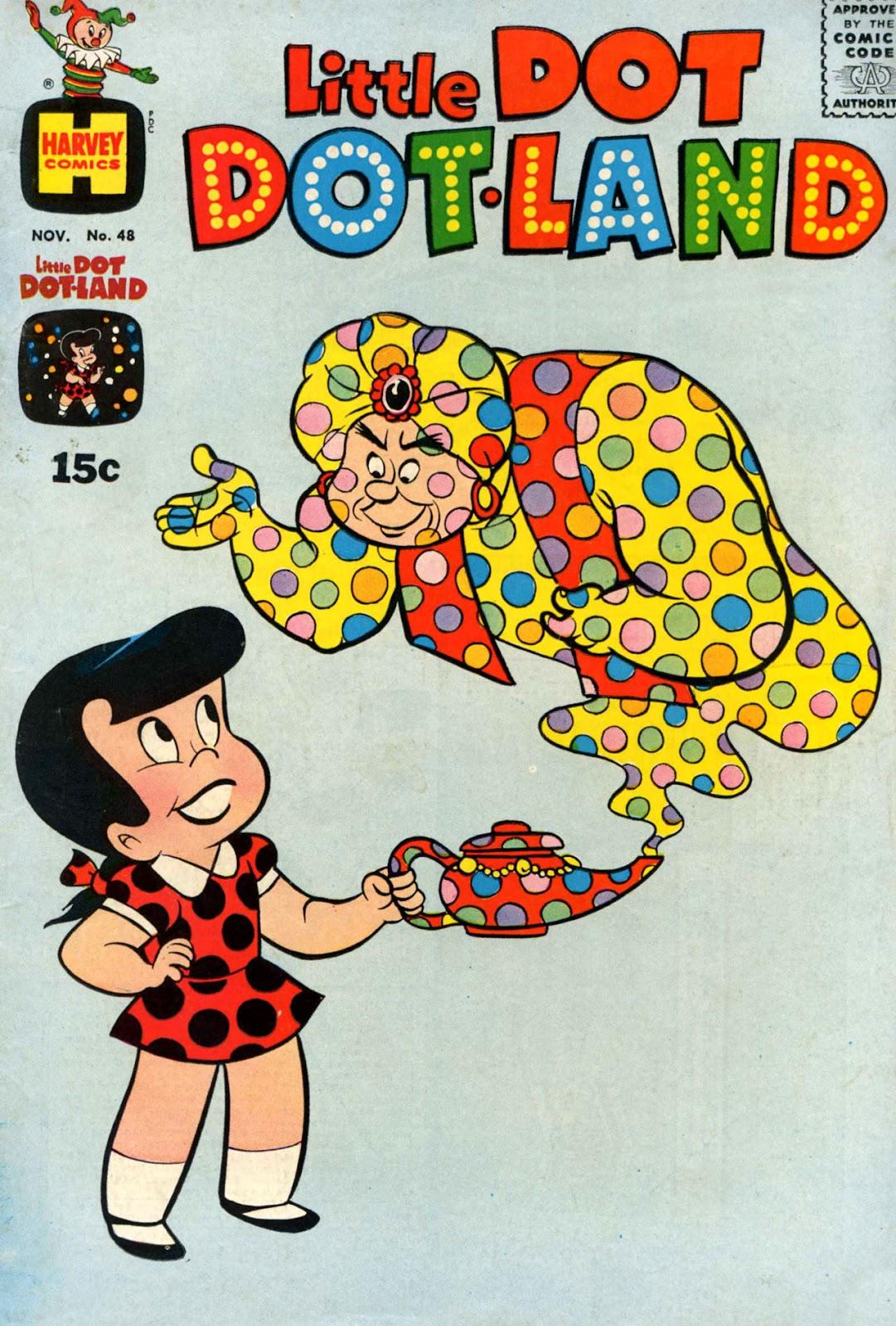 Little Dot Dotland 48 Page 1