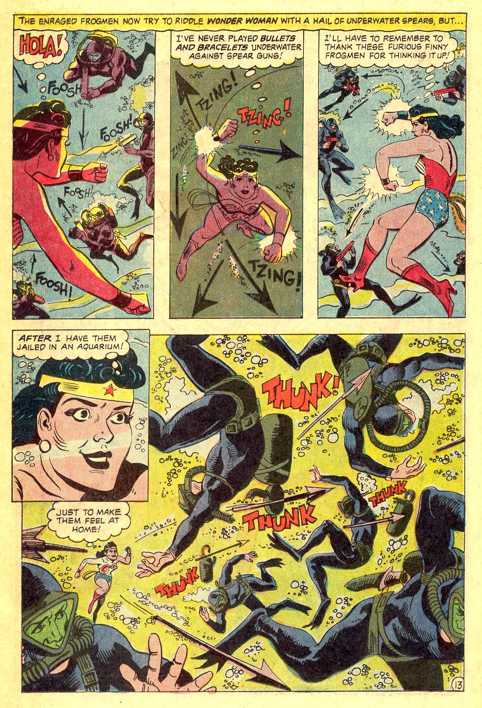 Read online Wonder Woman (1942) comic -  Issue #164 - 18