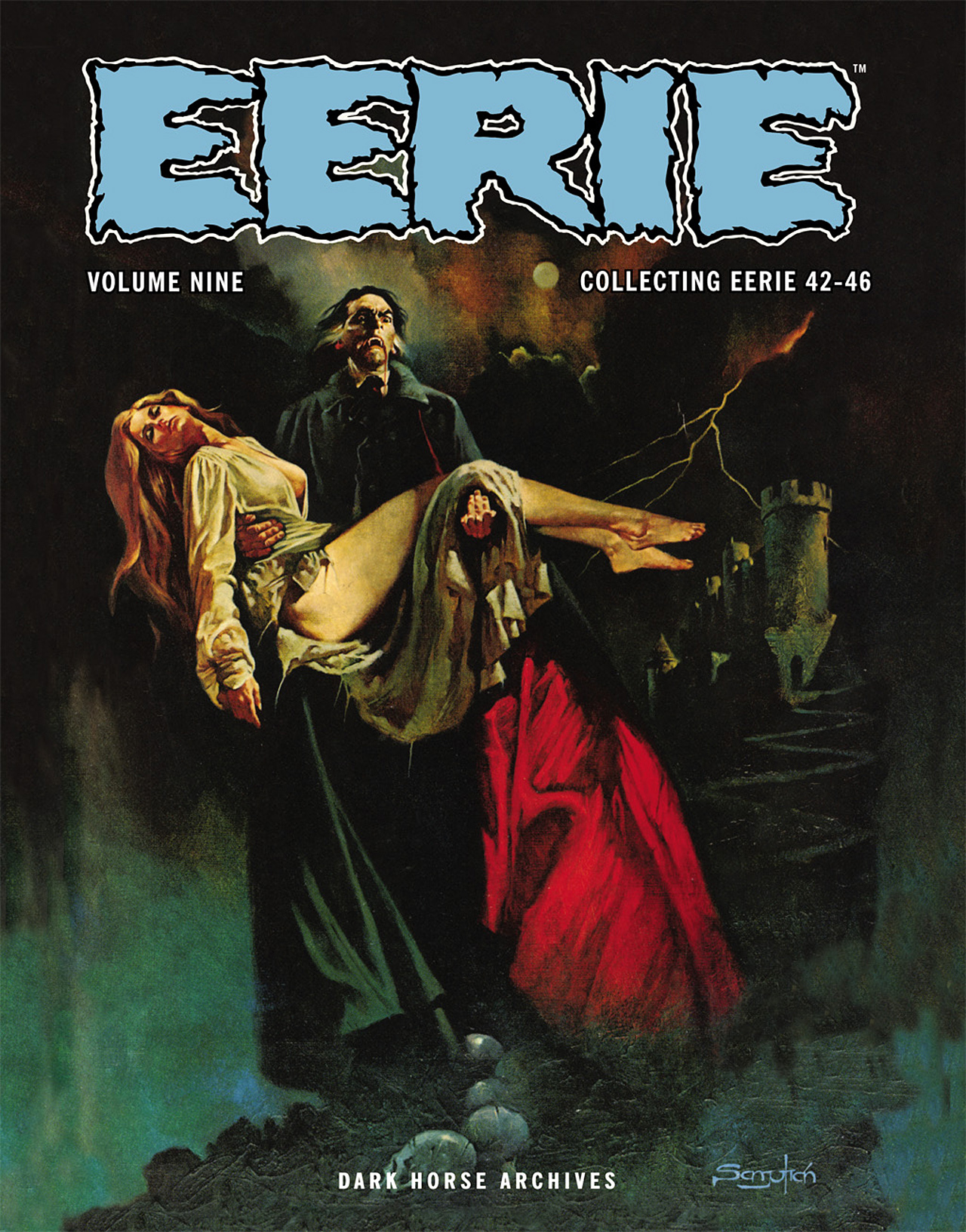 Read online Eerie Archives comic -  Issue # TPB 9 - 1