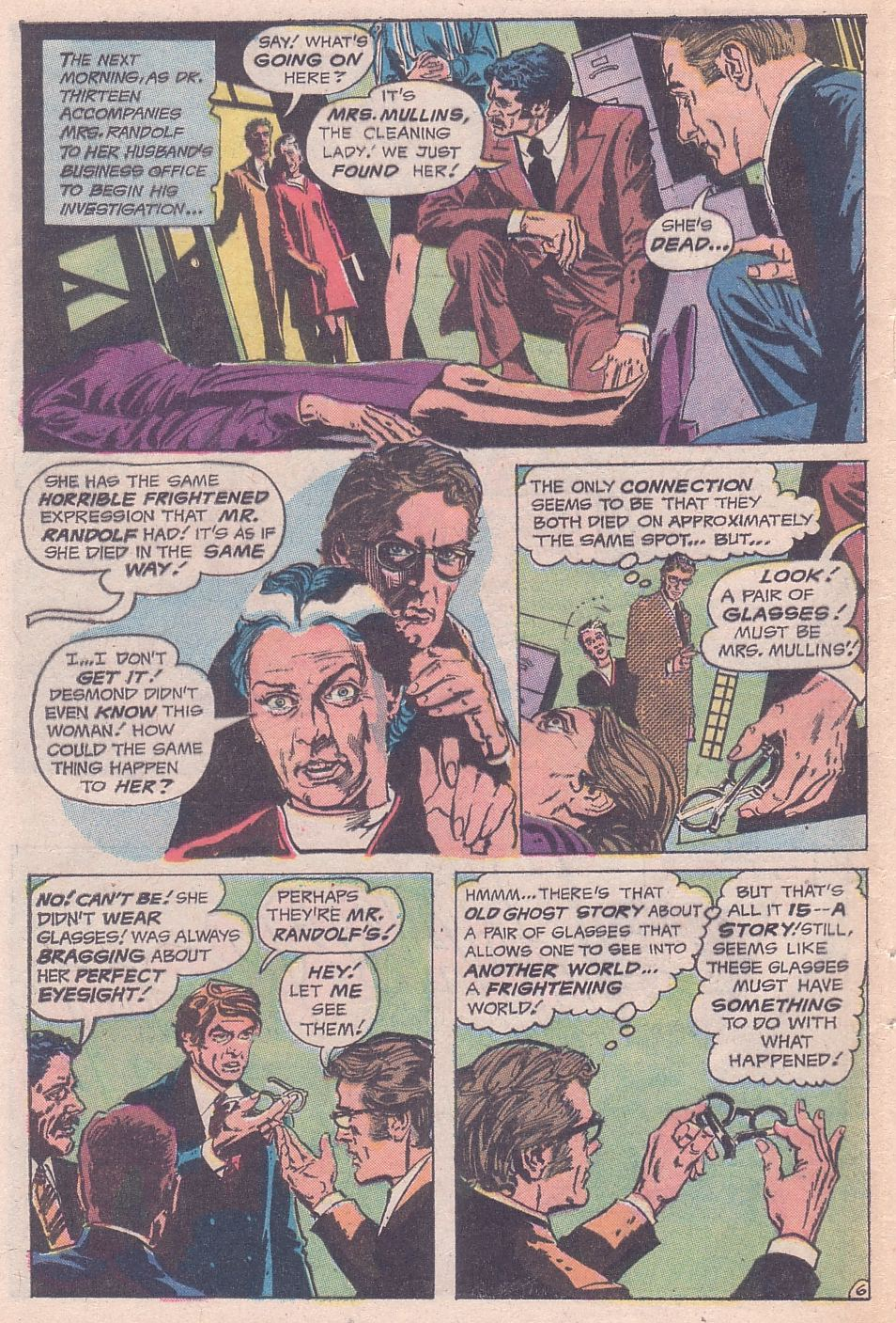 Read online Adventure Comics (1938) comic -  Issue #428 - 32