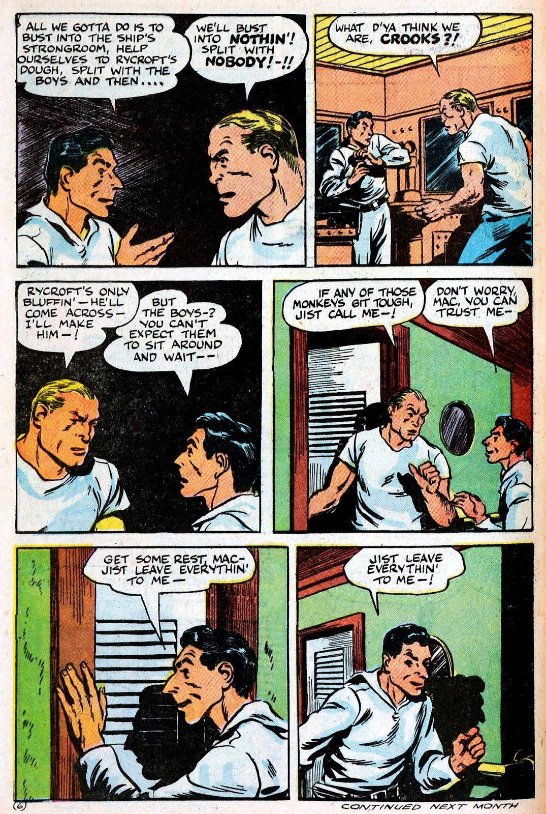 Read online Famous Funnies comic -  Issue #139 - 41