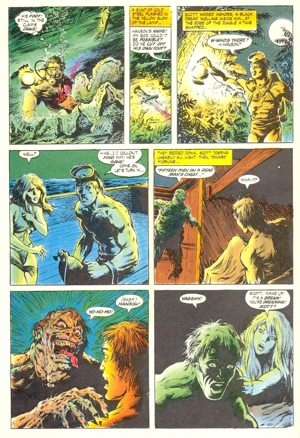 Read online Twisted Tales (1982) comic -  Issue #3 - 28