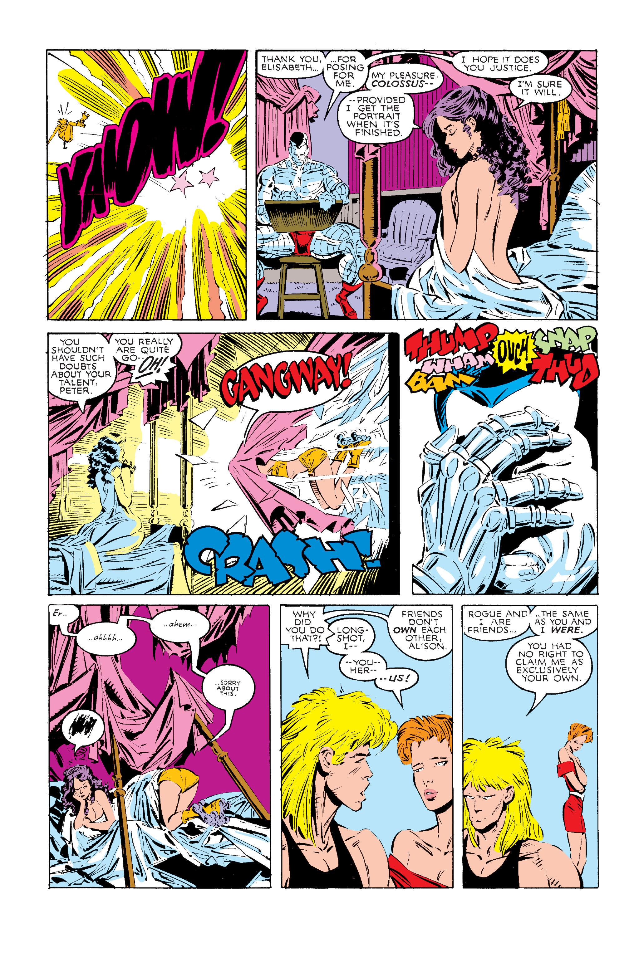 Read online Uncanny X-Men (1963) comic -  Issue #240 - 13