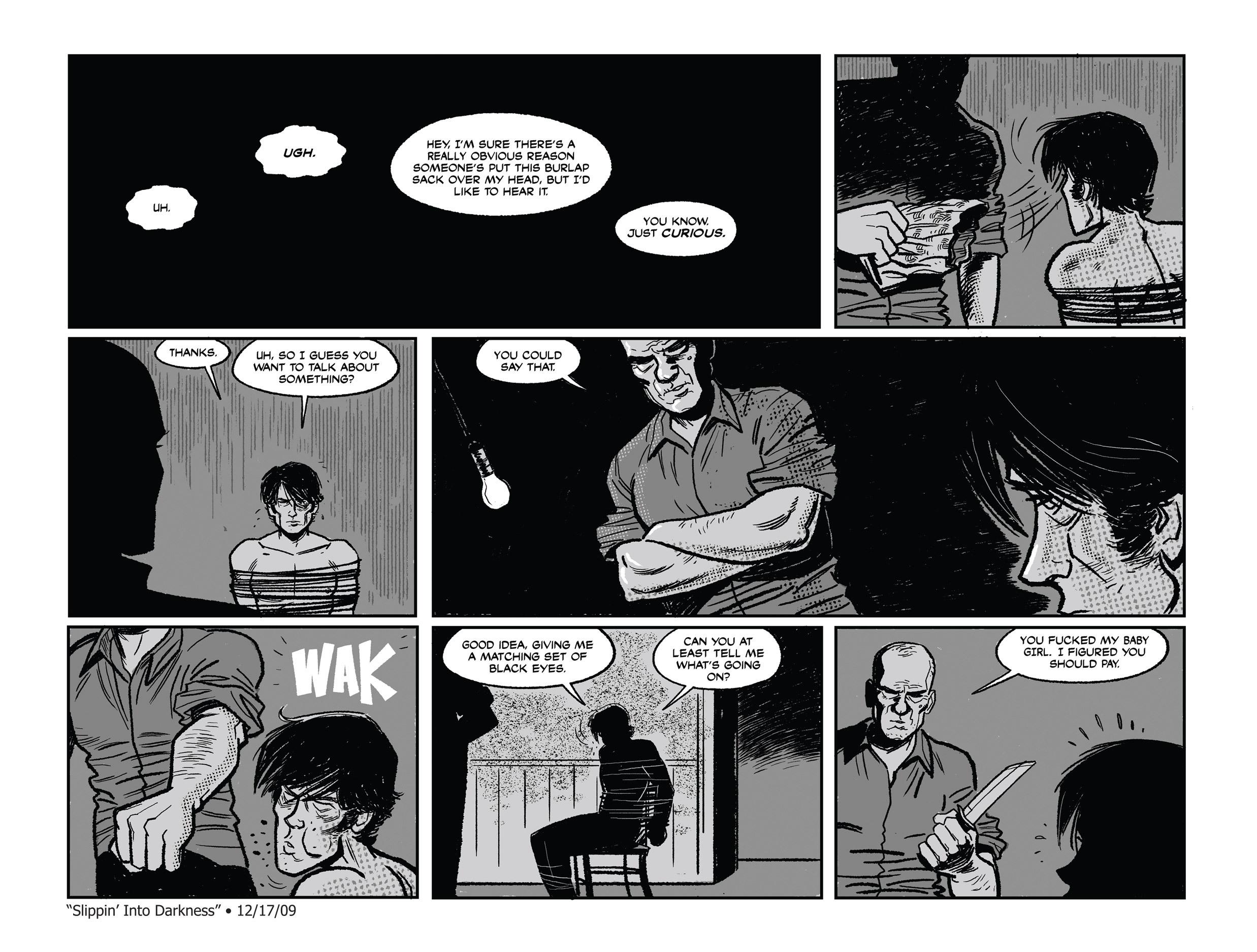 Read online She Died In Terrebonne comic -  Issue #2 - 4