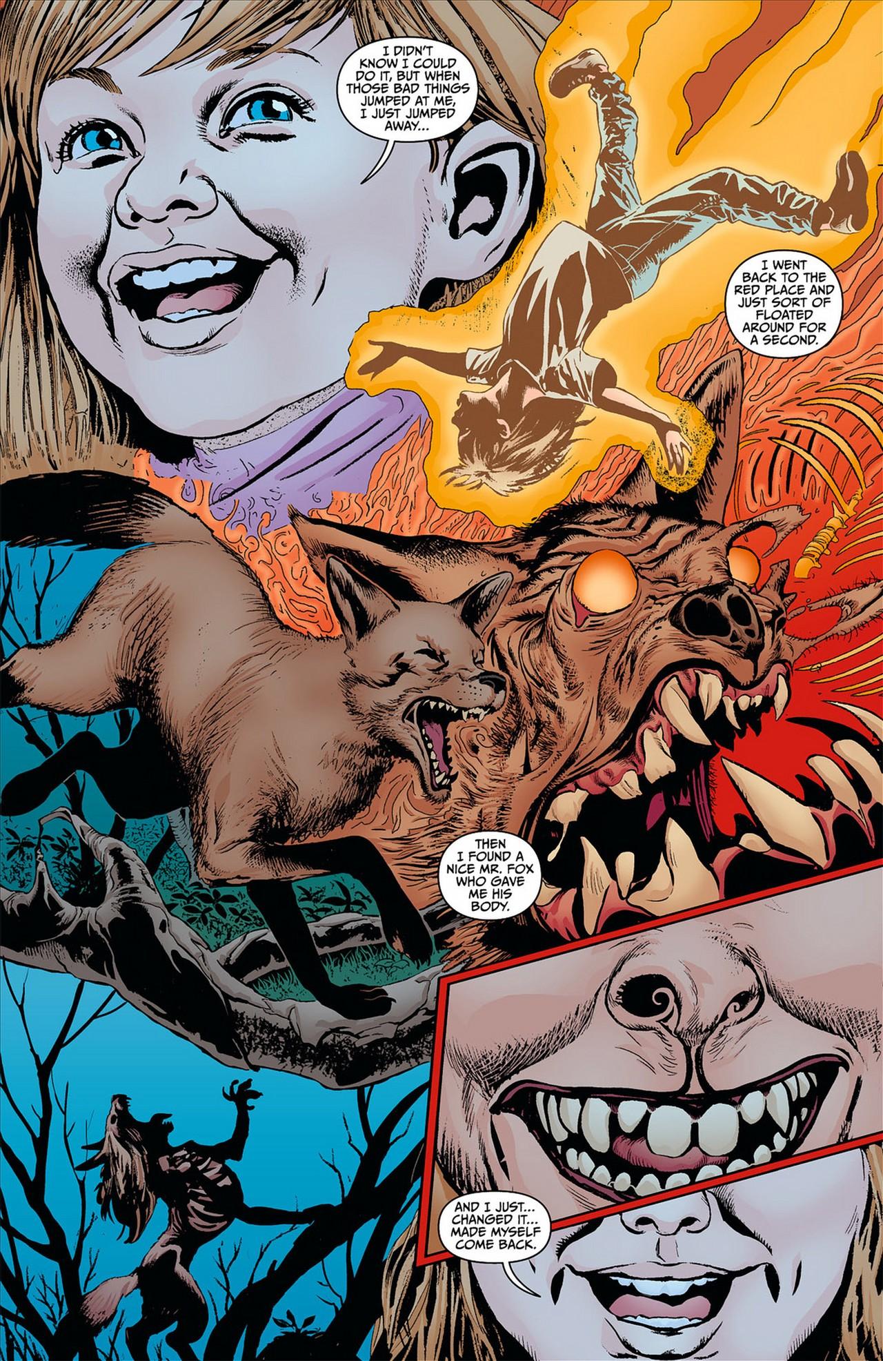 Read online Animal Man (2011) comic -  Issue #8 - 9