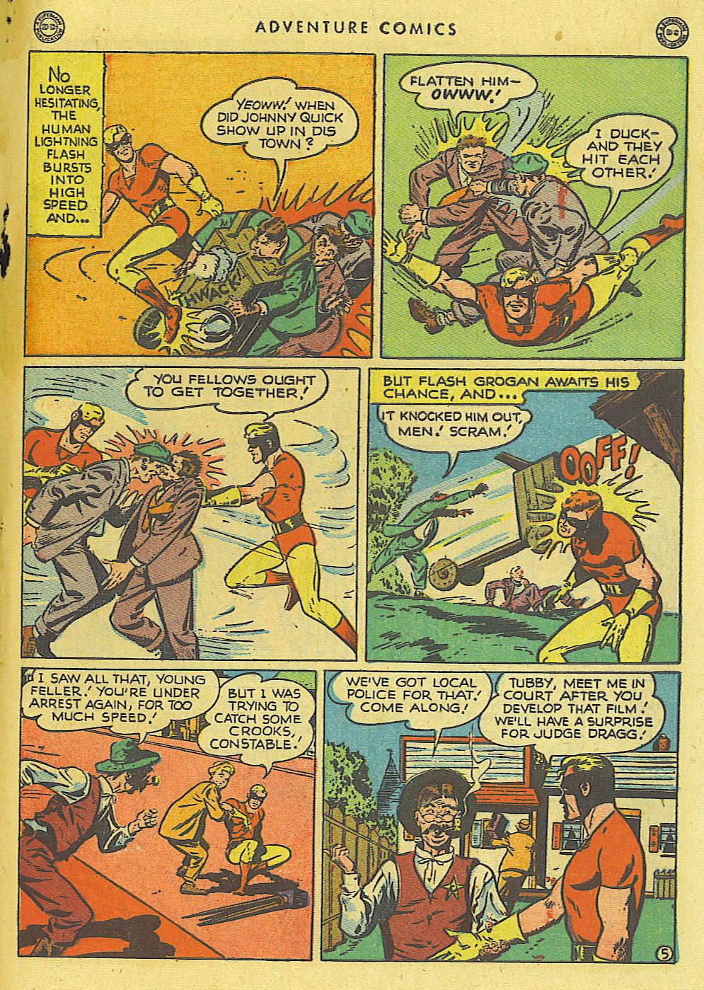 Read online Adventure Comics (1938) comic -  Issue #135 - 47