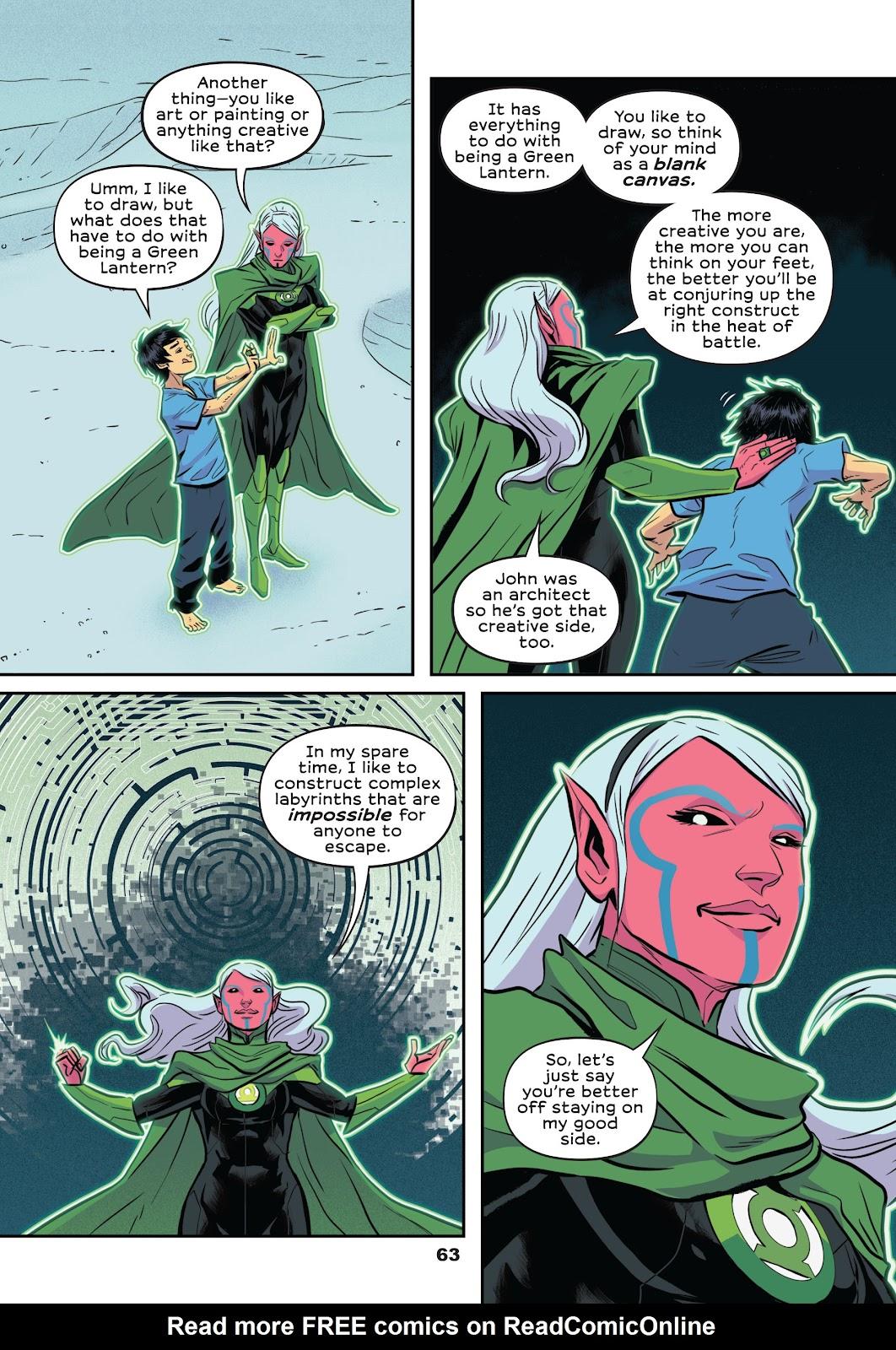 Read online Green Lantern: Legacy comic -  Issue # TPB - 61