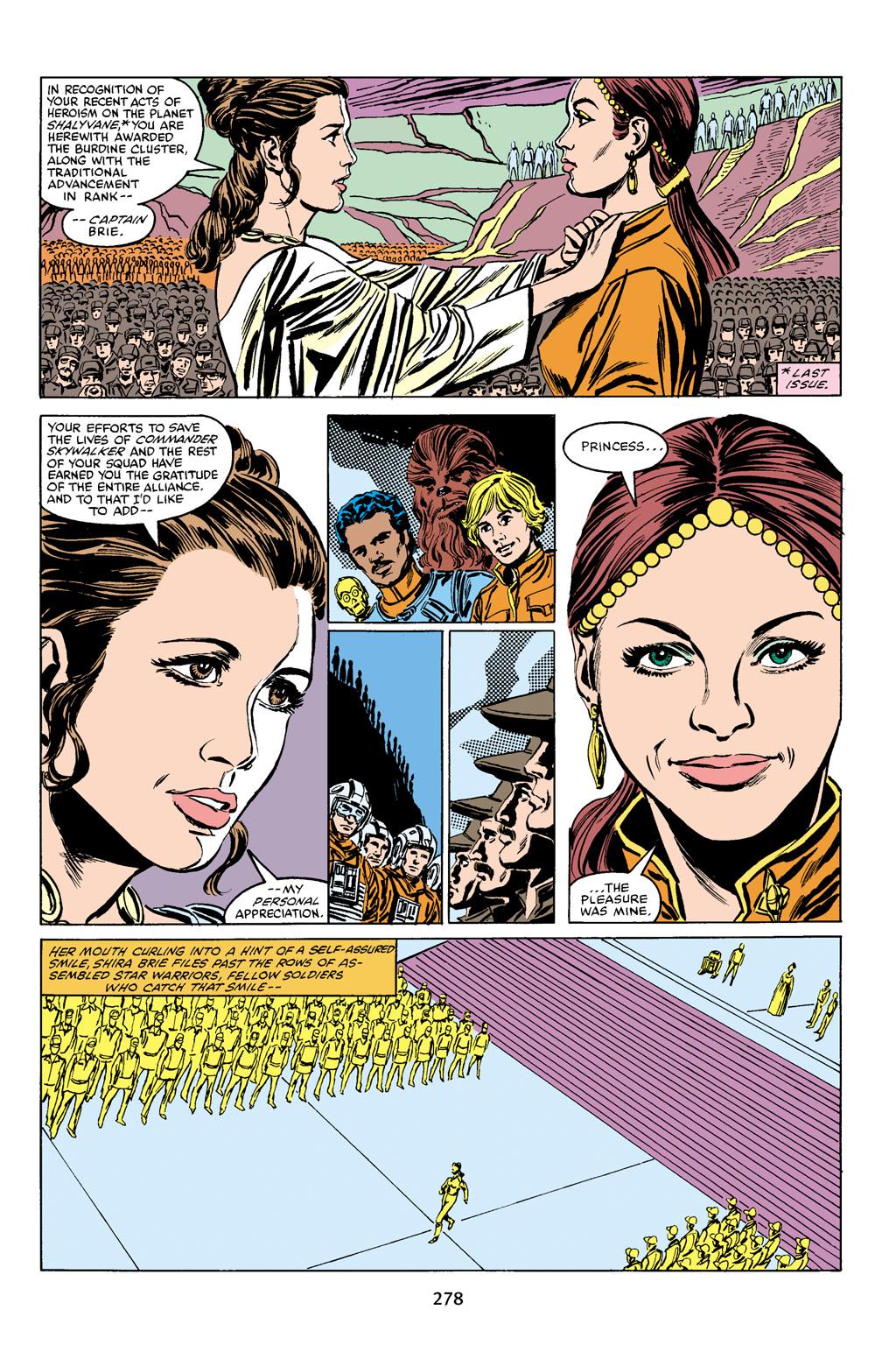 Read online Star Wars Omnibus comic -  Issue # Vol. 16 - 273