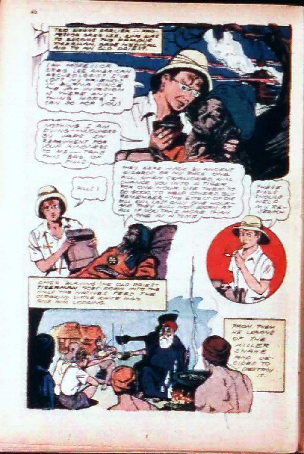 Read online Super-Magician Comics comic -  Issue #17 - 45