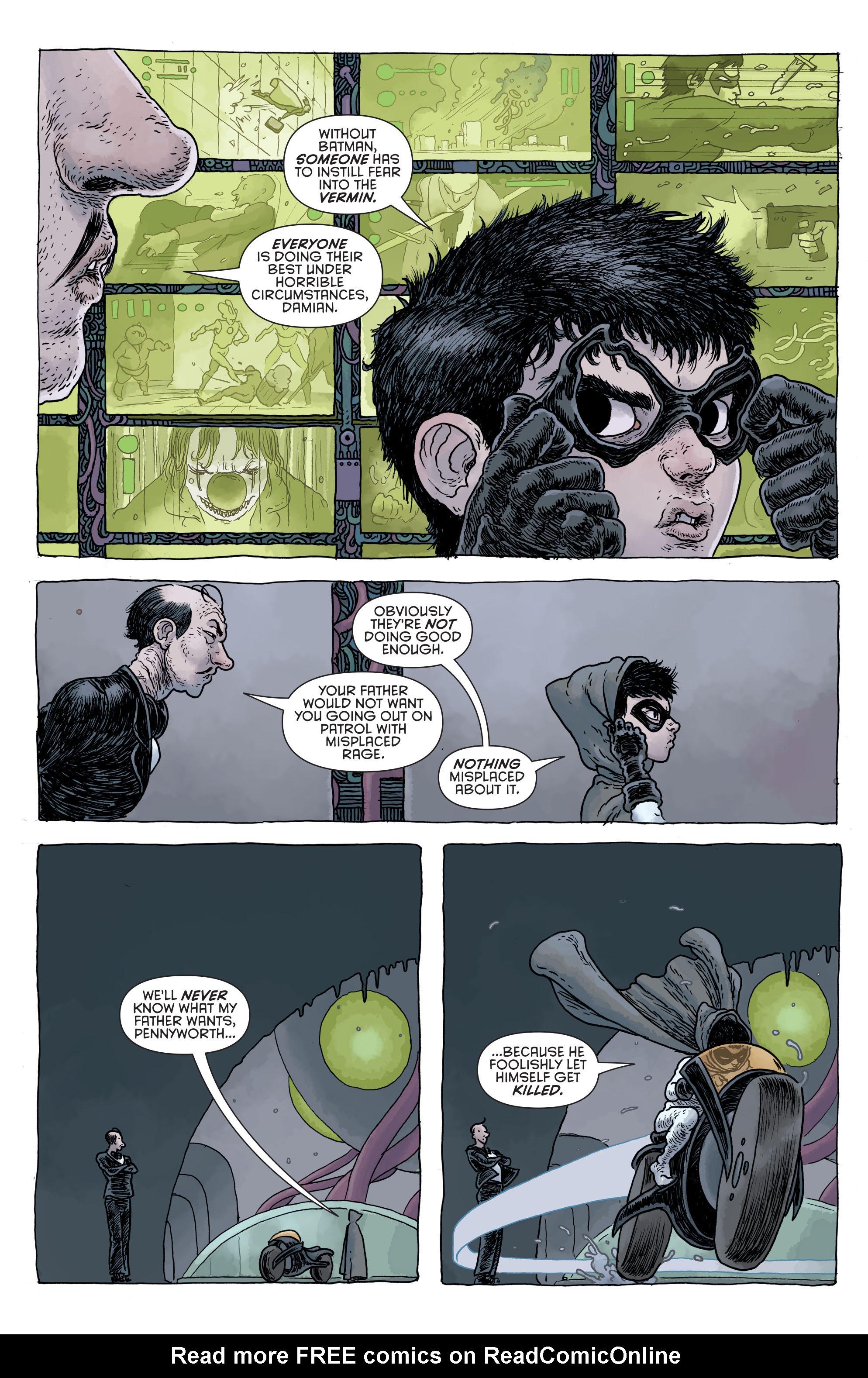 Read online Secret Origins (2014) comic -  Issue #4 - 27