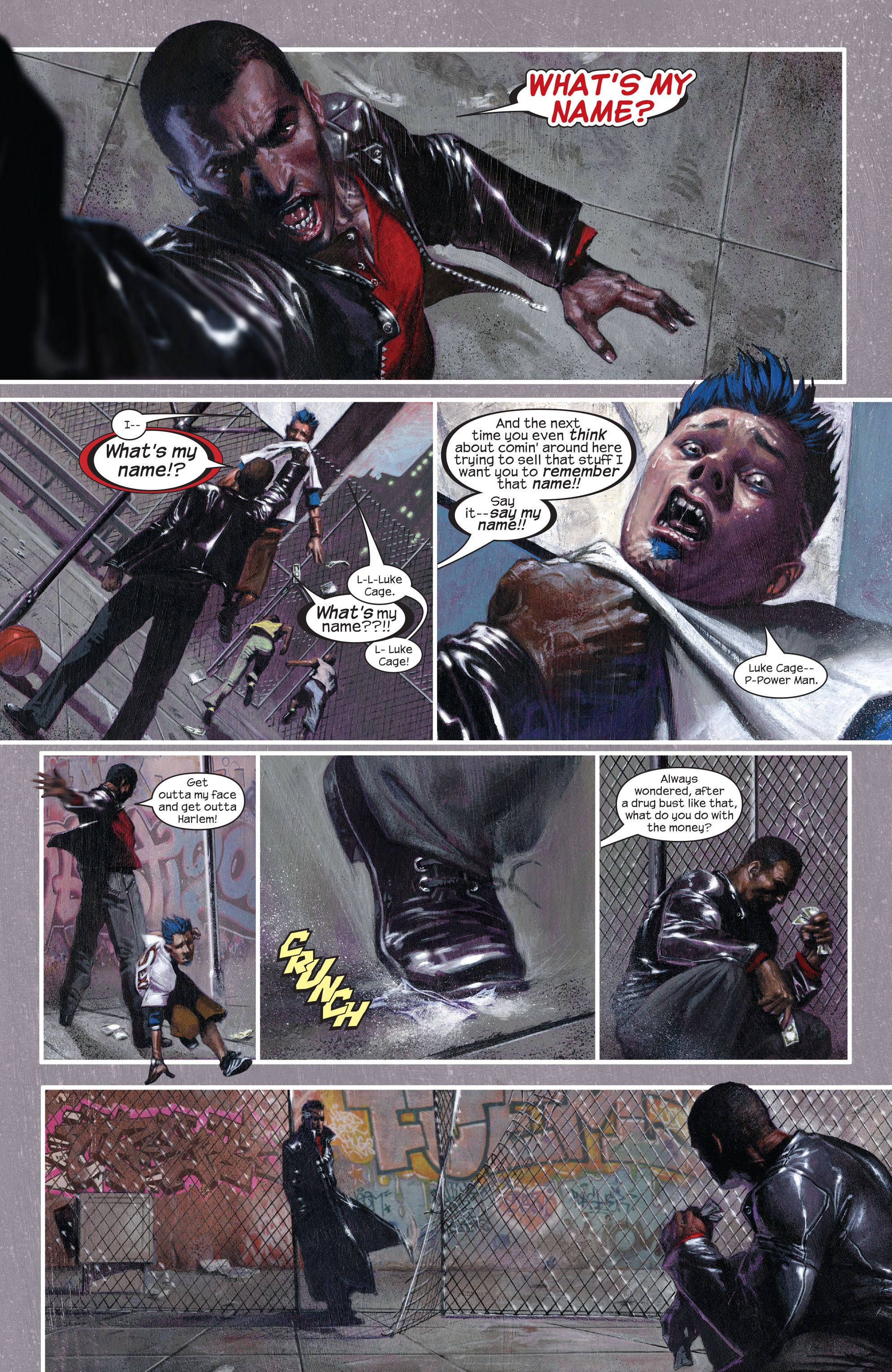 Read online Secret War comic -  Issue # Full - 34