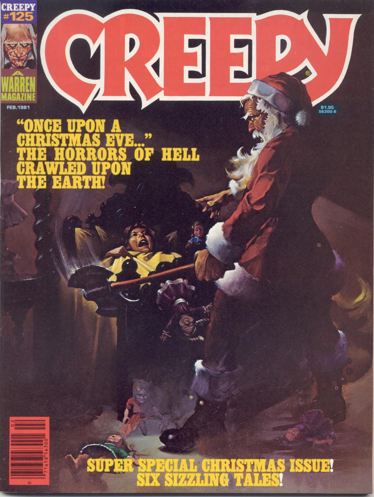 Creepy (1964) 125 Page 1